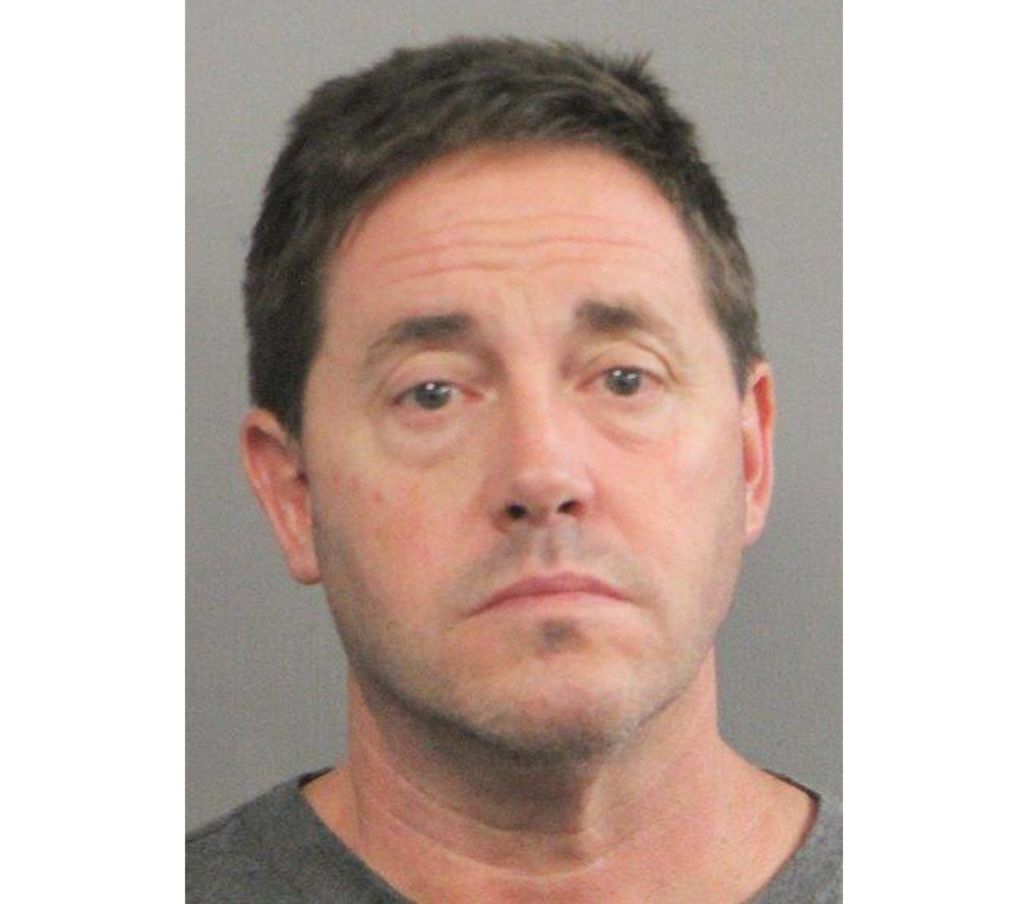 Robert Kingston, 54, of Kenner, was arrested and booked with aggravated assault with a firearm.