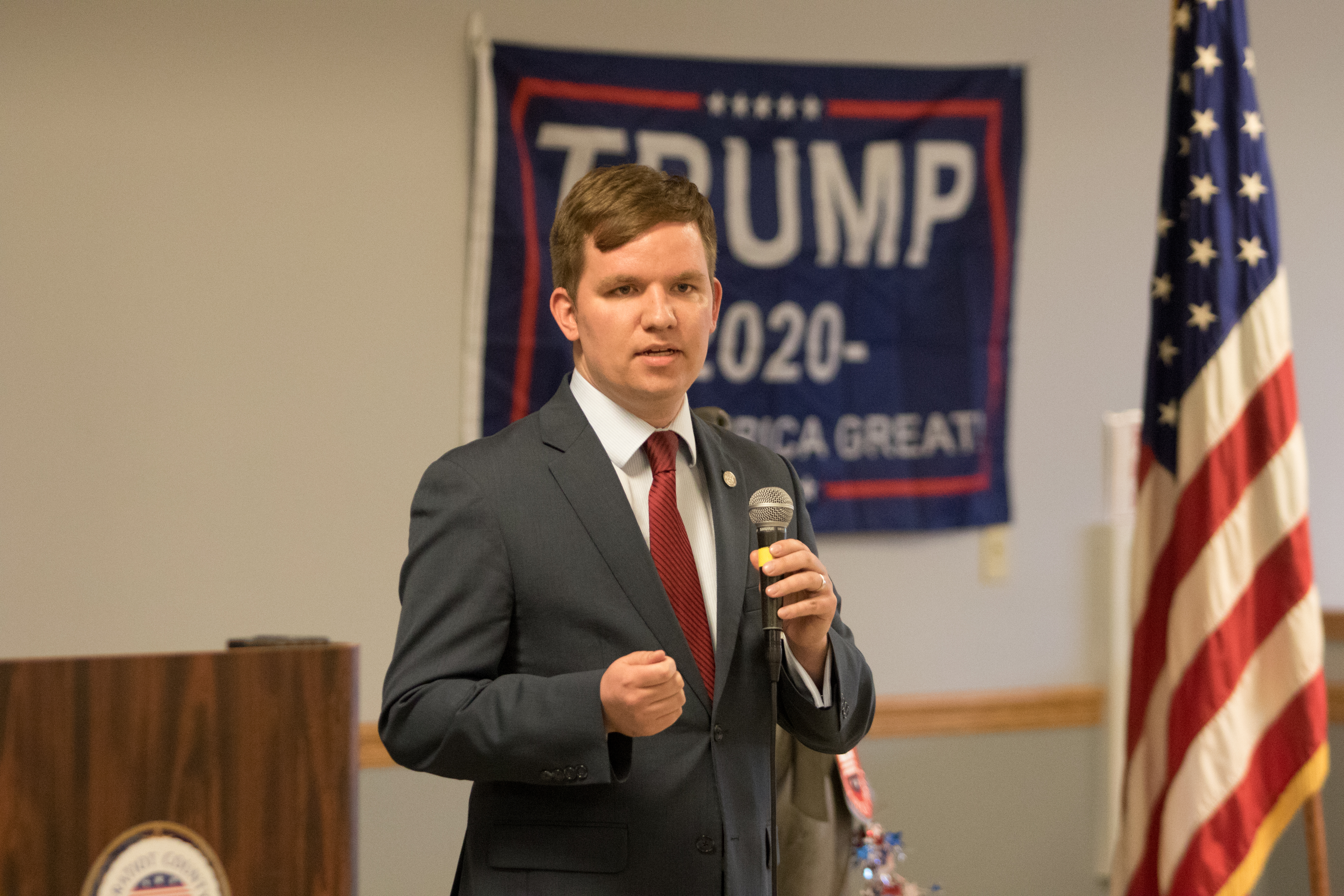 Challenger to Justin Amash's seat leaves Republican race