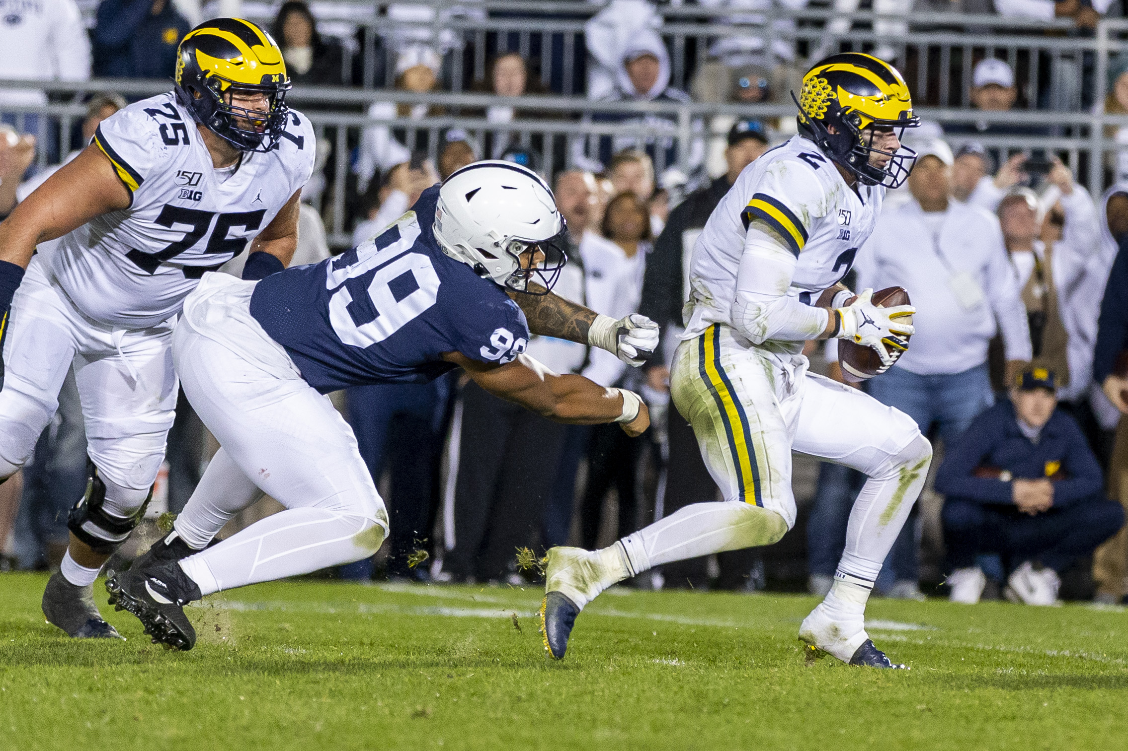 Penn State's 4 keys: The formula to vanquish Michigan State in East Lansing and move to 8-0