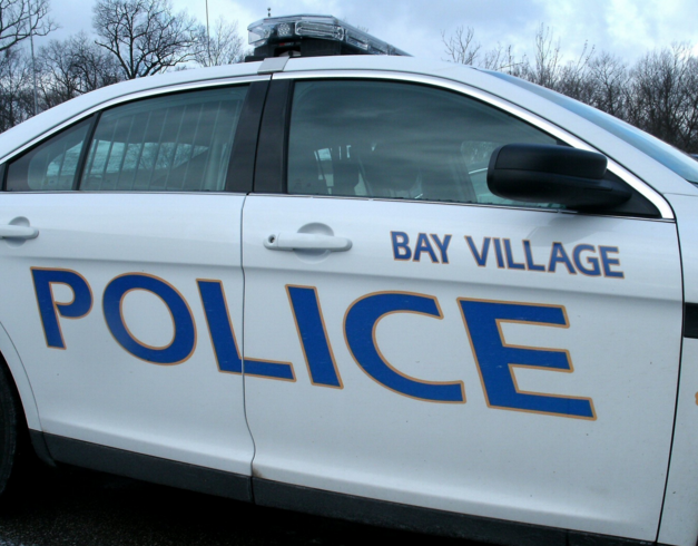 Disgruntled neighbor spray paints privacy fence near property: Bay Village Police Blotter
