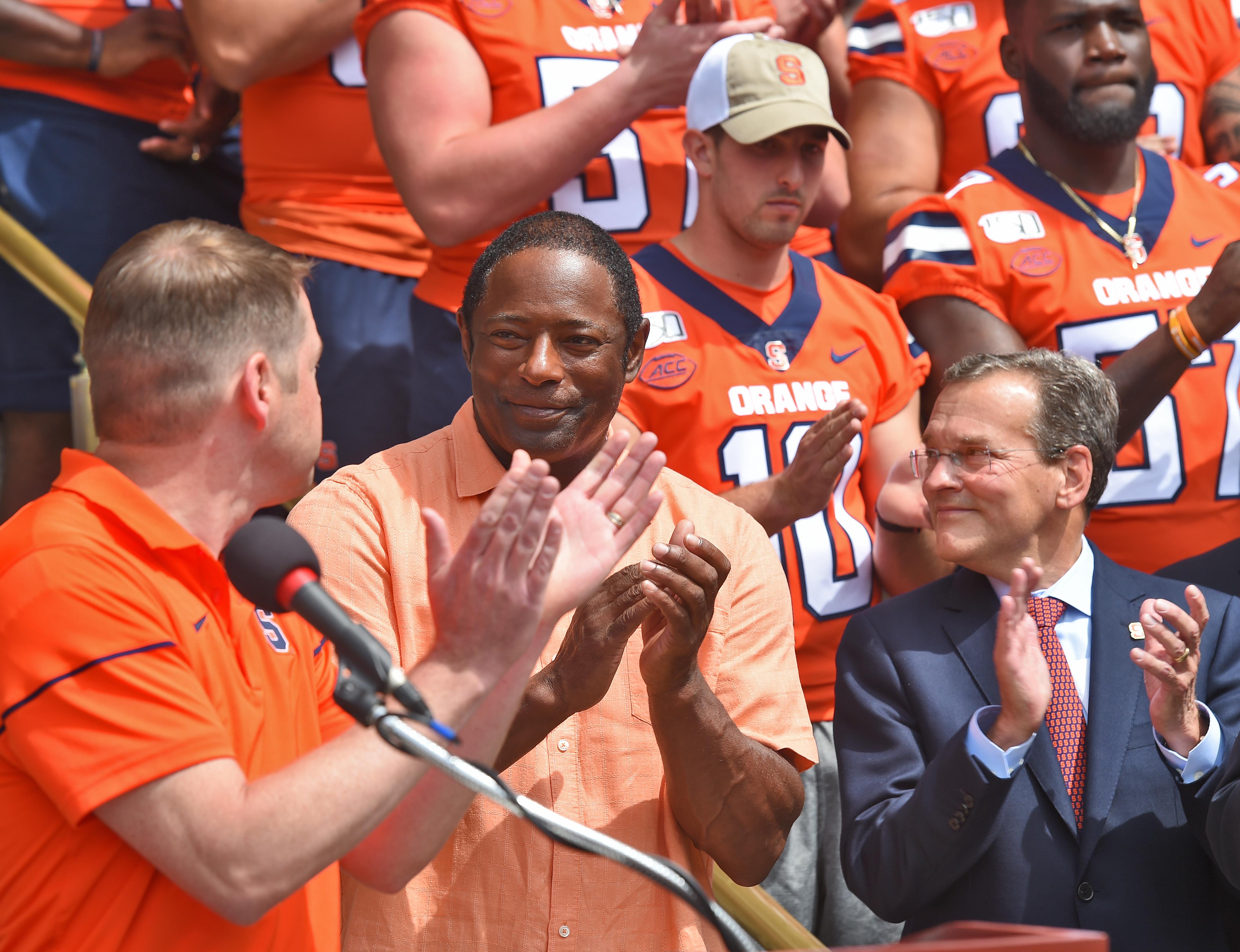 Syracuse AD John Wildhack 'disappointed' in Zach Arnett's departure; SU must restart DC search