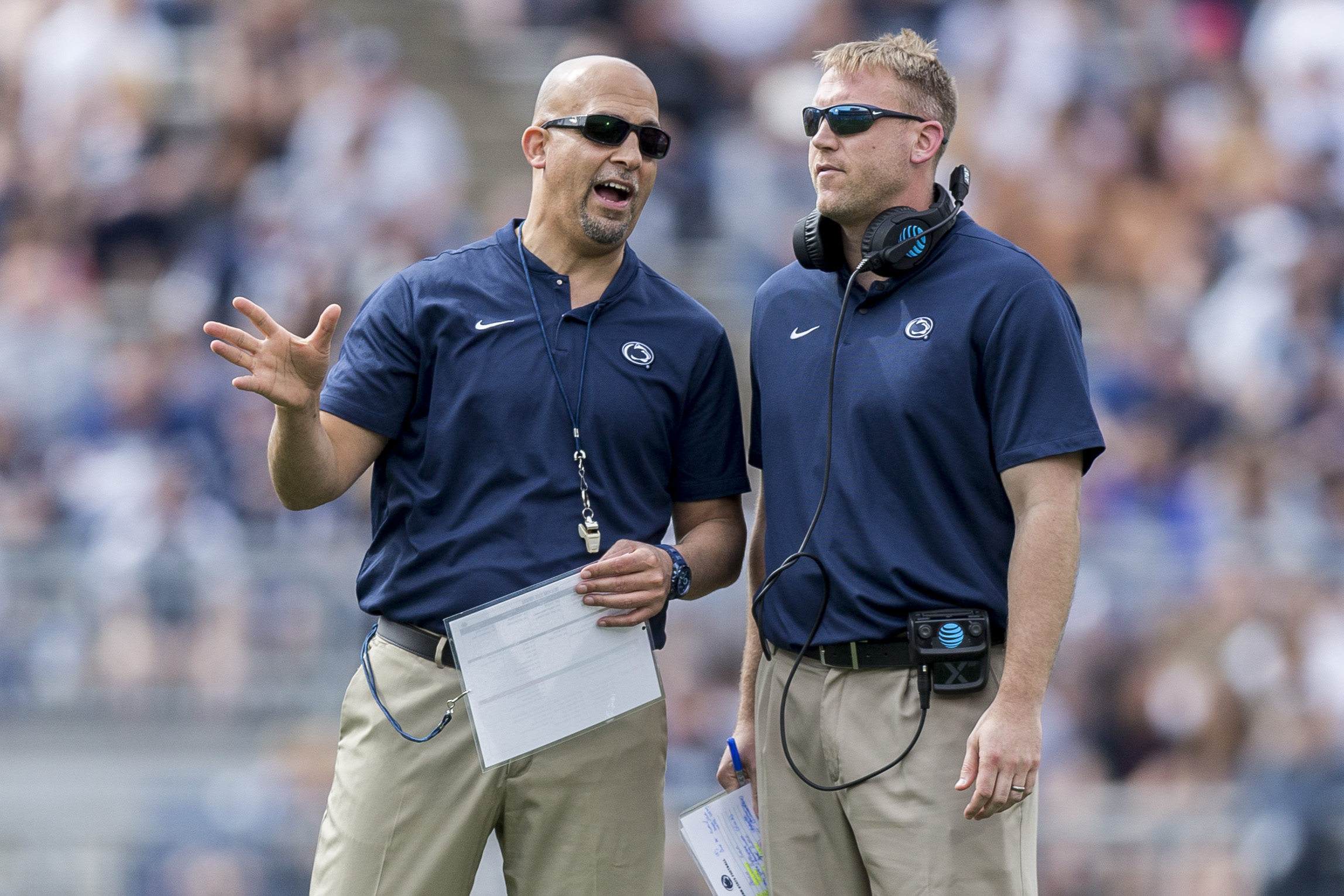 Penn State is a Big Ten East sleeper in 2019; a Q&A with John Urschel, and more