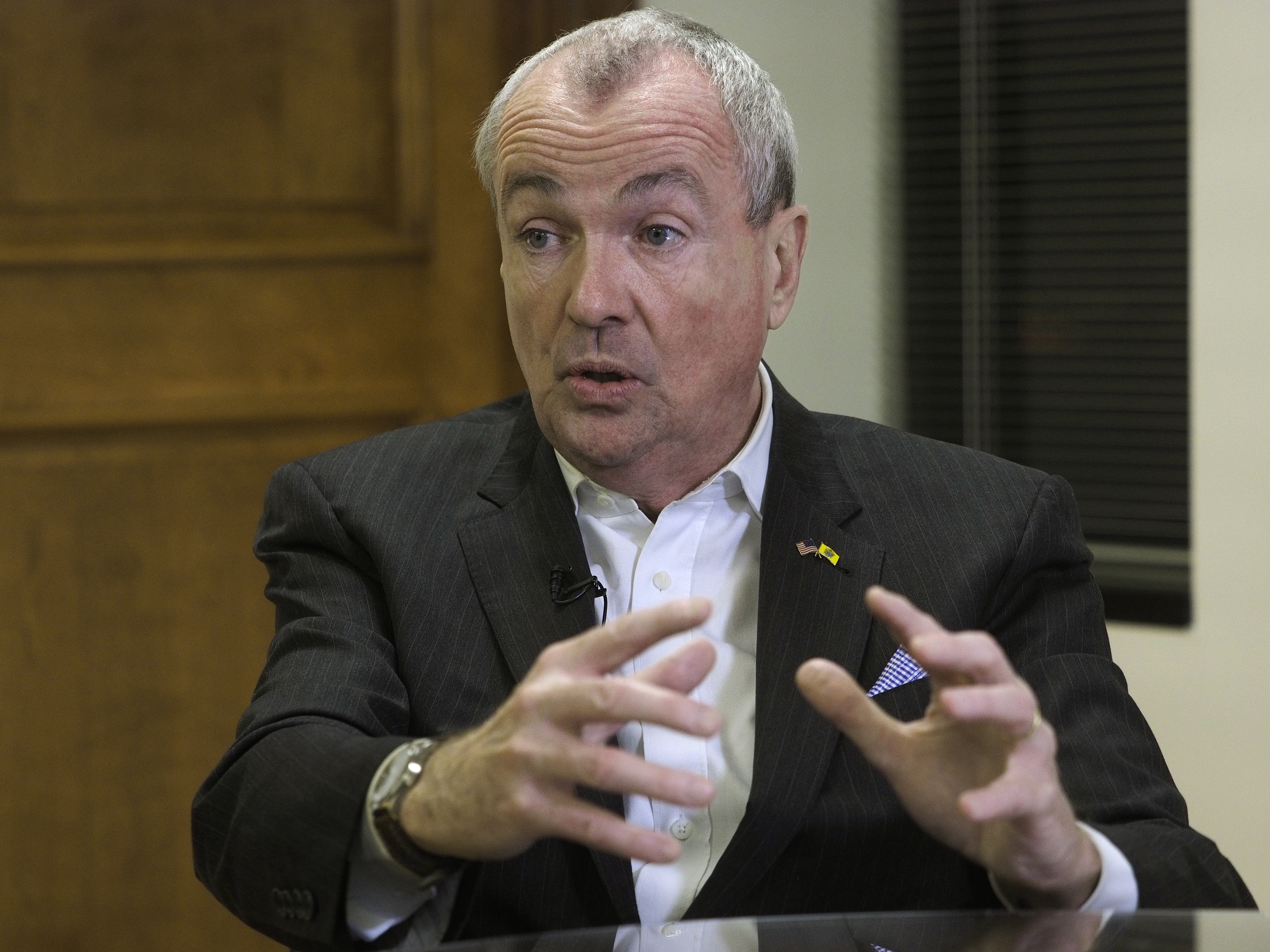 National gun control 'desperately needed' in wake of Jersey City shooting, Murphy says