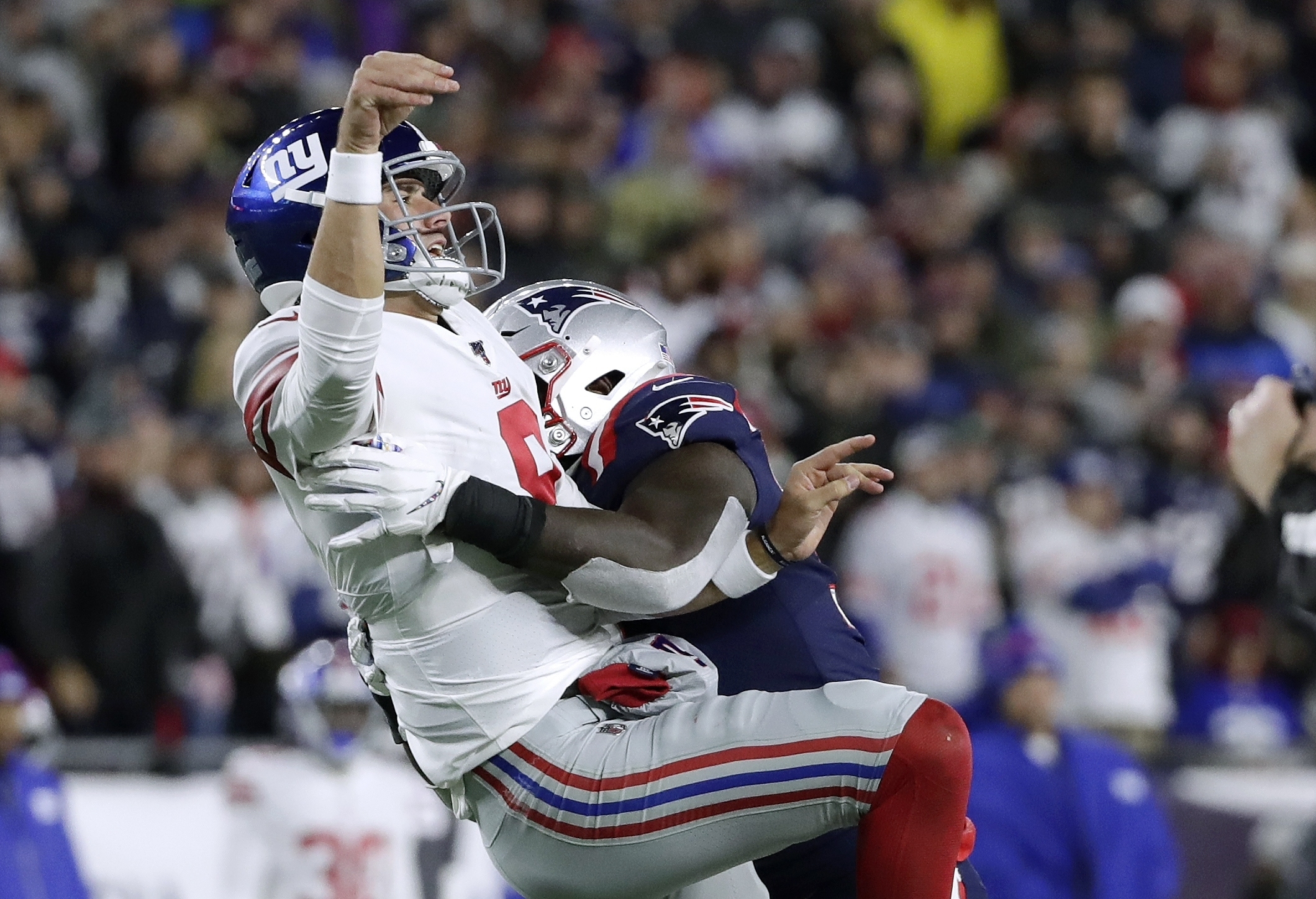 Daniel Jones has a turnover problem ... Until he fixes it, Giants are stuck in neutral | QB report card