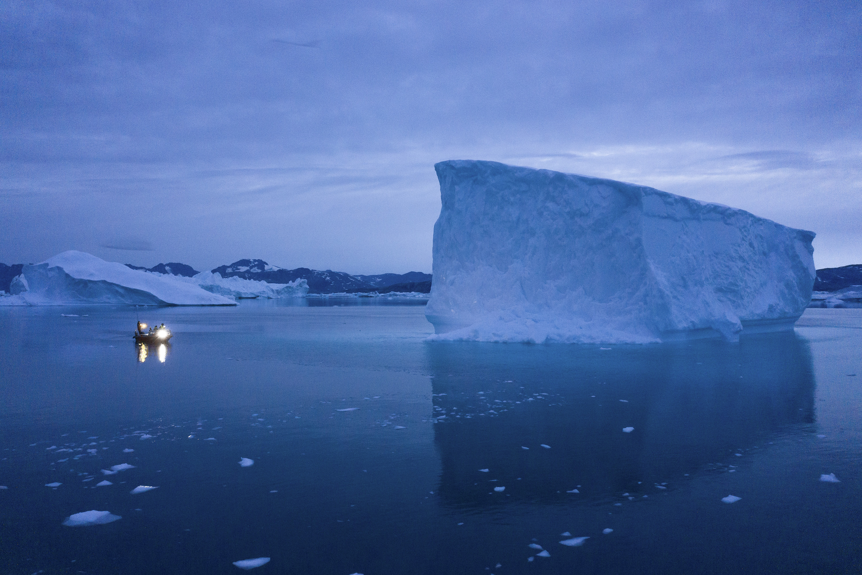 'End of the planet' or Aladdin's cave? Climate change turns Arctic into strategic, economic hotspot