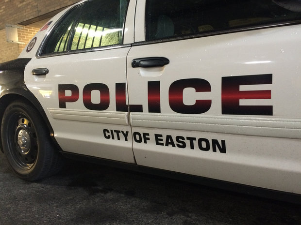 Easton man throws highchair at wife, granddaughter fleeing attack, cops say