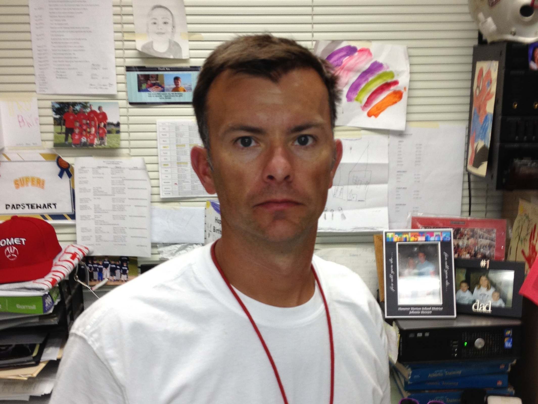 Hanover-Horton teacher on leave after accusations of 'serious misconduct'