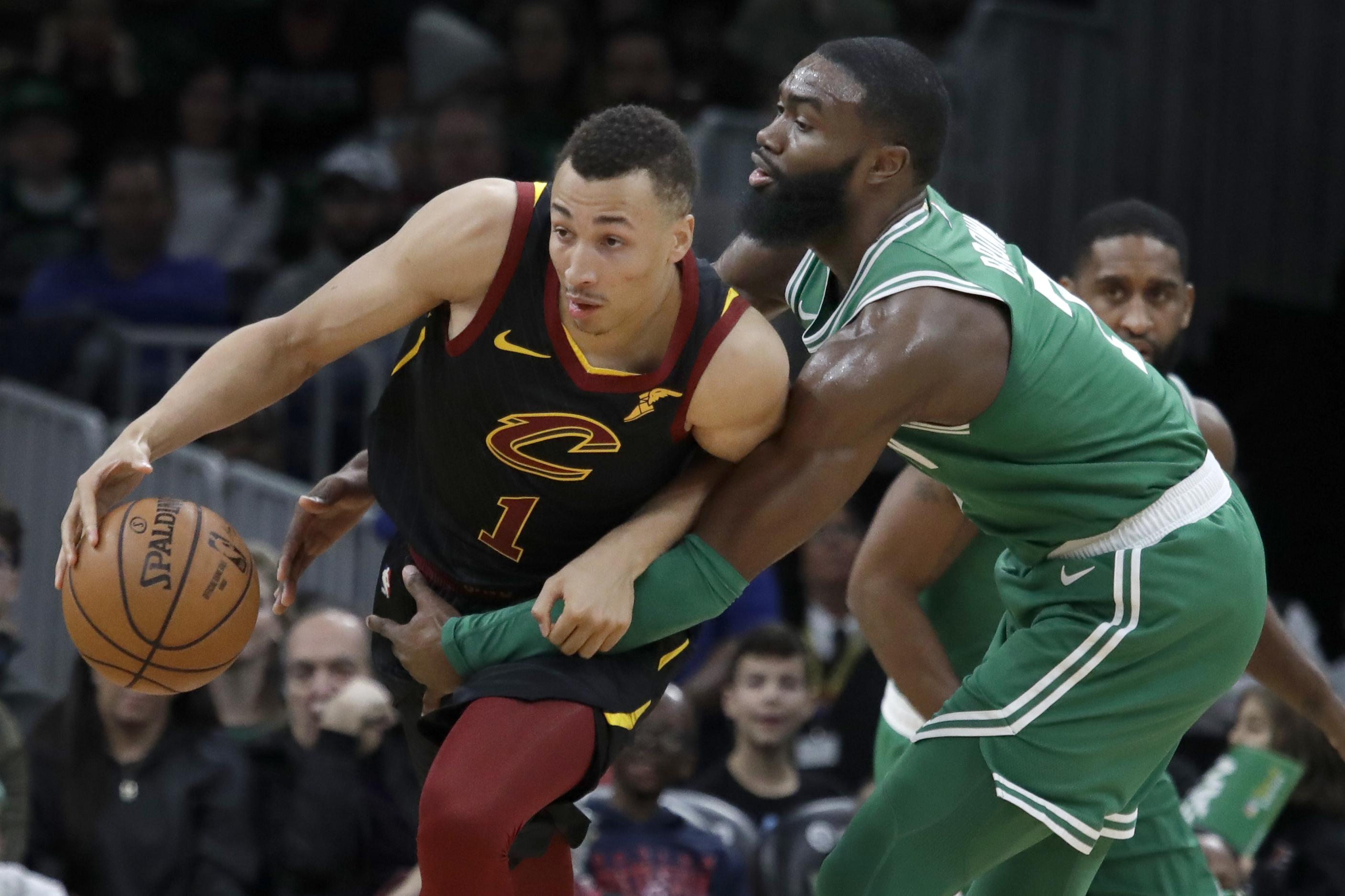 Cleveland Cavaliers Dante Exum Calls Utah Exit Bittersweet