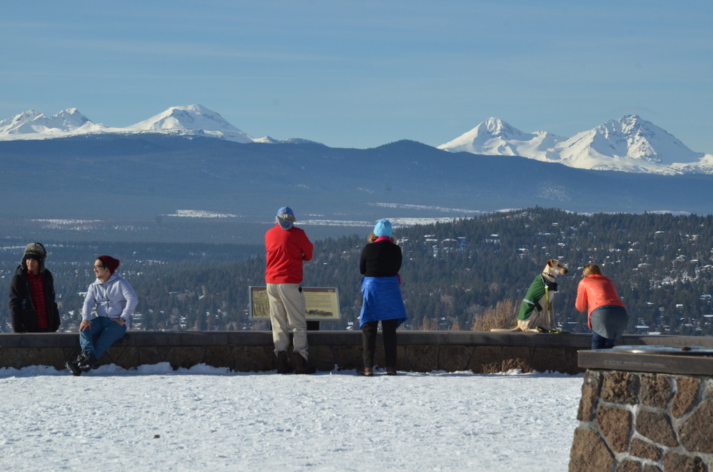 Bend is the 'top trending ski destination' in North America, according to Kayak