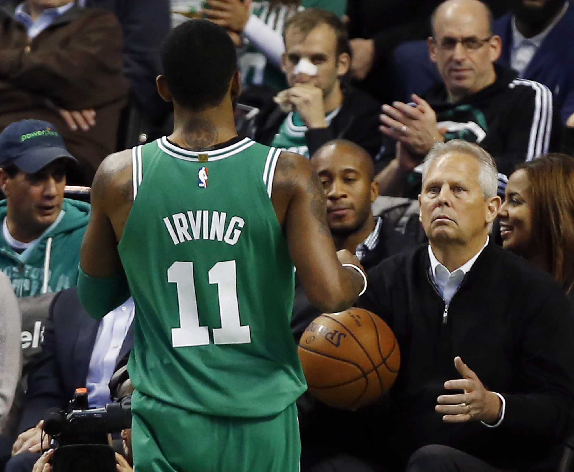 Danny Ainge forced to stay quiet as Boston Celtics roster unravels: 'I wish I could tell you everything I know, but I can't'