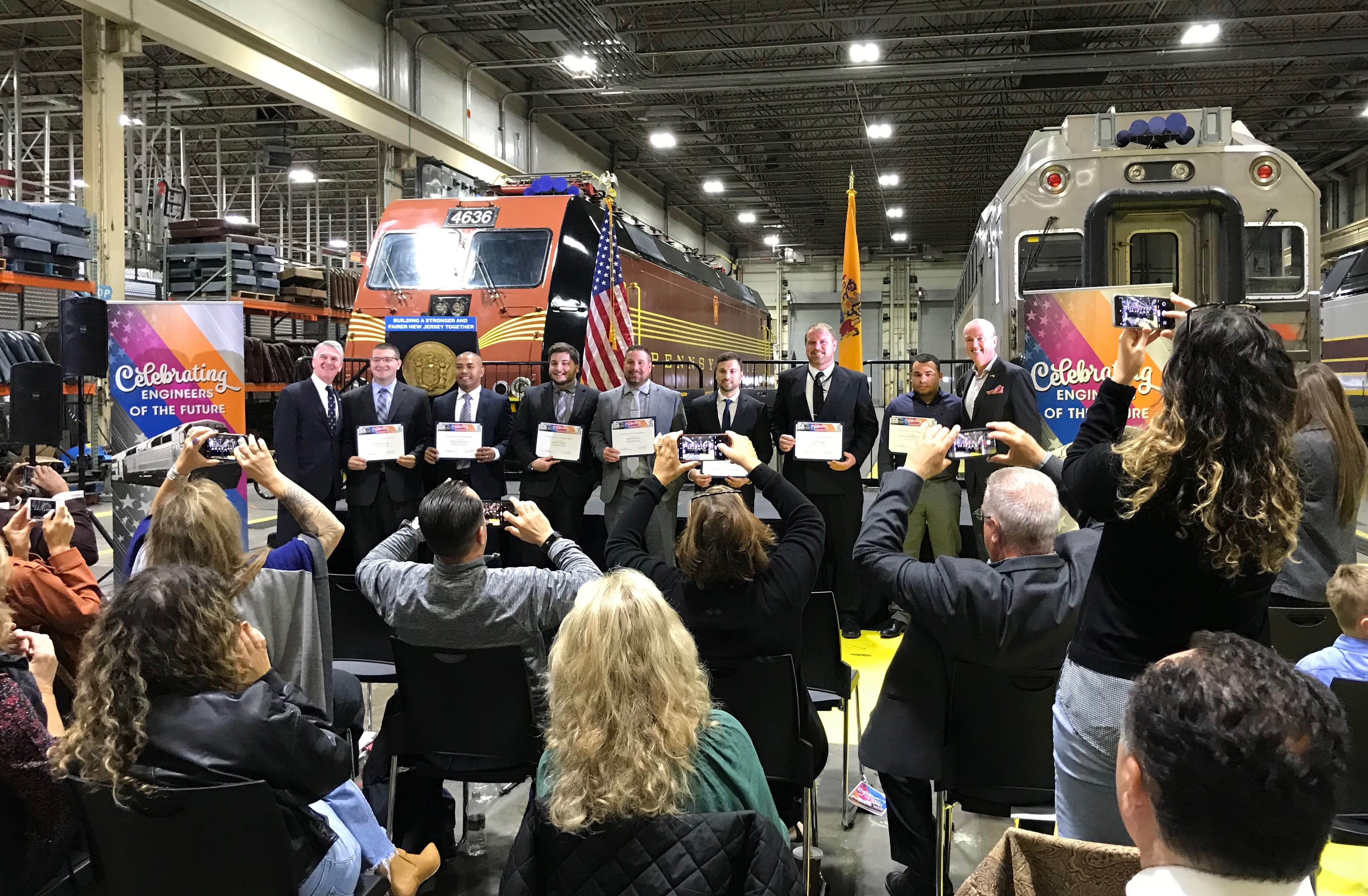 More NJ Transit engineers graduate, but are they enough to run all the trains?