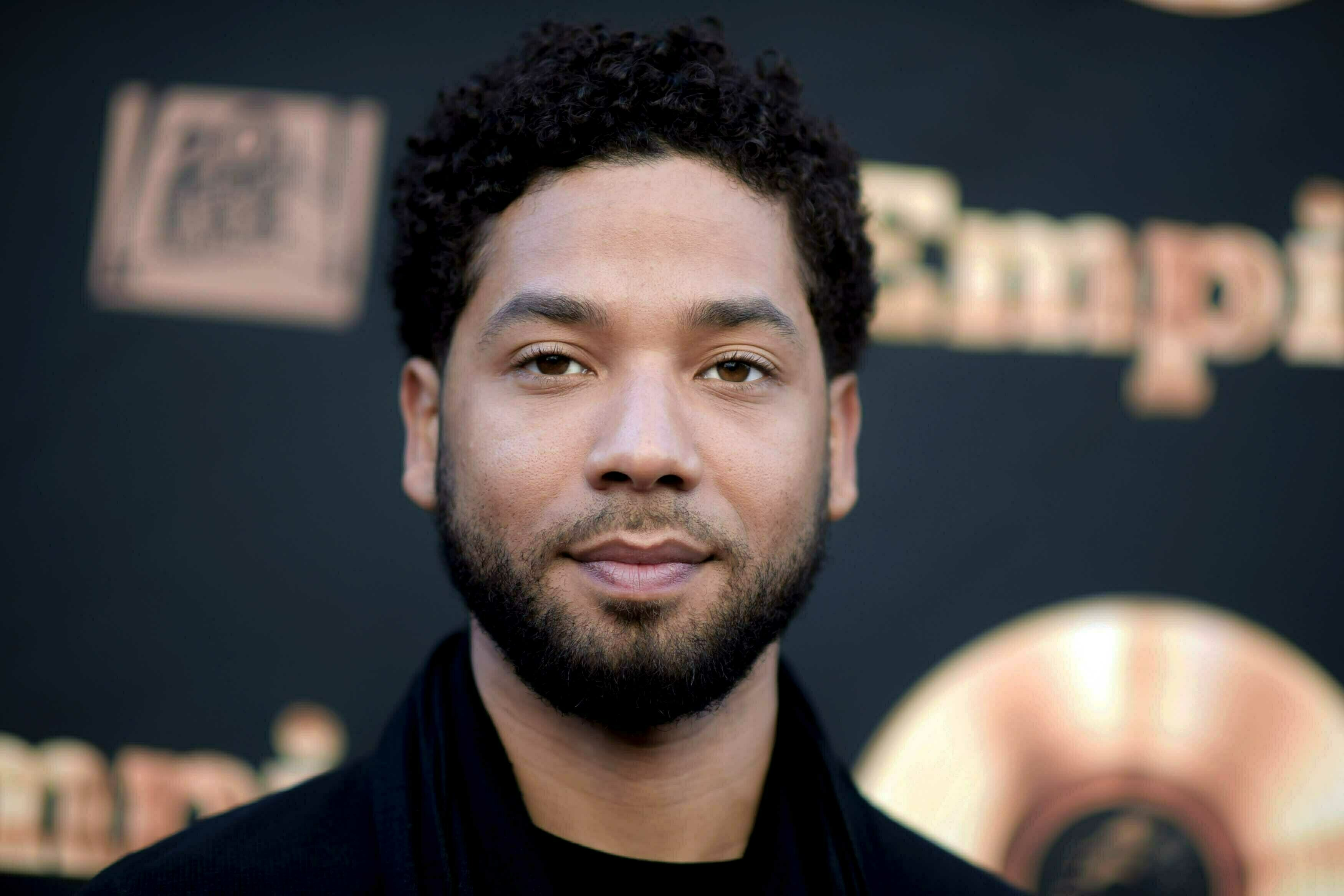 """""""Empire"""" actor Jussie Smollett turns himself in on allegations of filing false police report"""