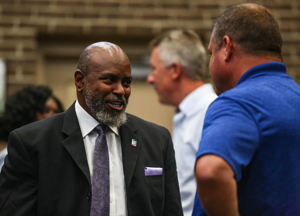 New Muskegon Heights city manager signs contract that details pay, benefits