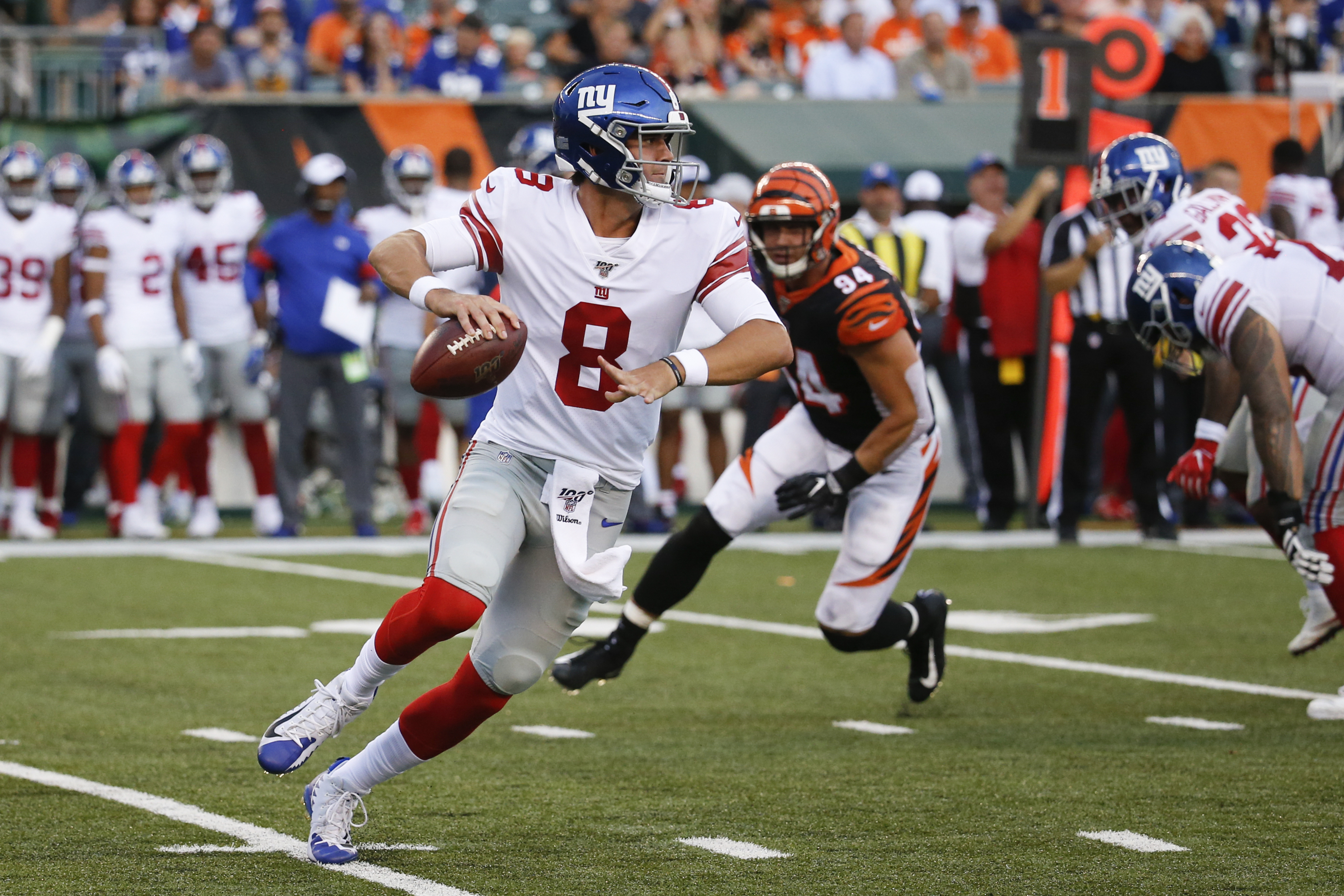 Giants: Stop asking us why we love Daniel Jones. Go ask his critics why they didn't!