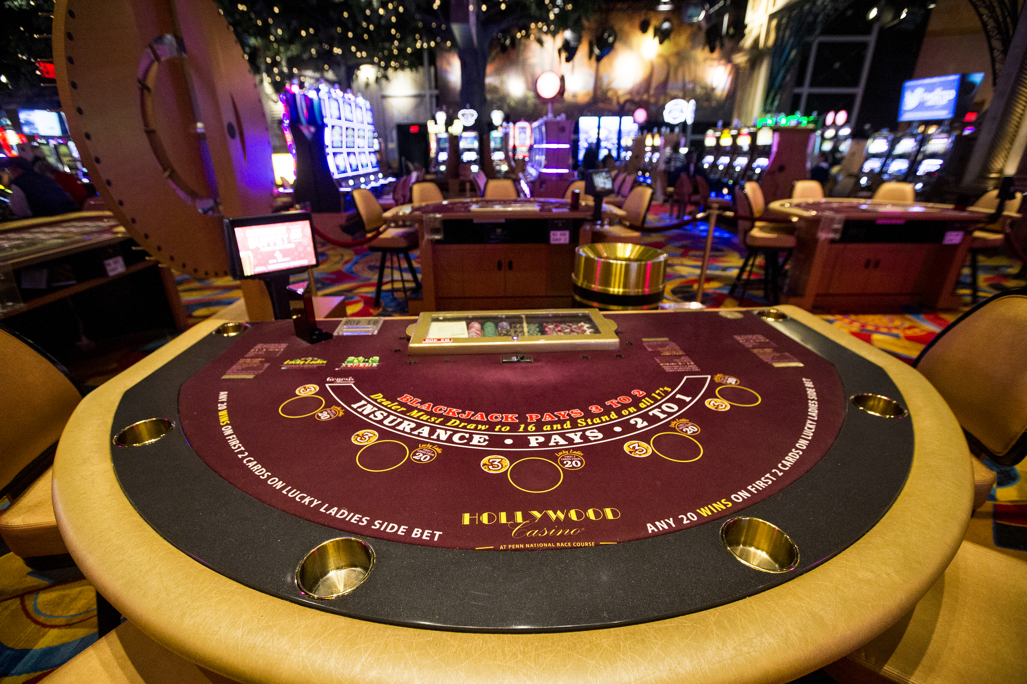 casino company penna tour