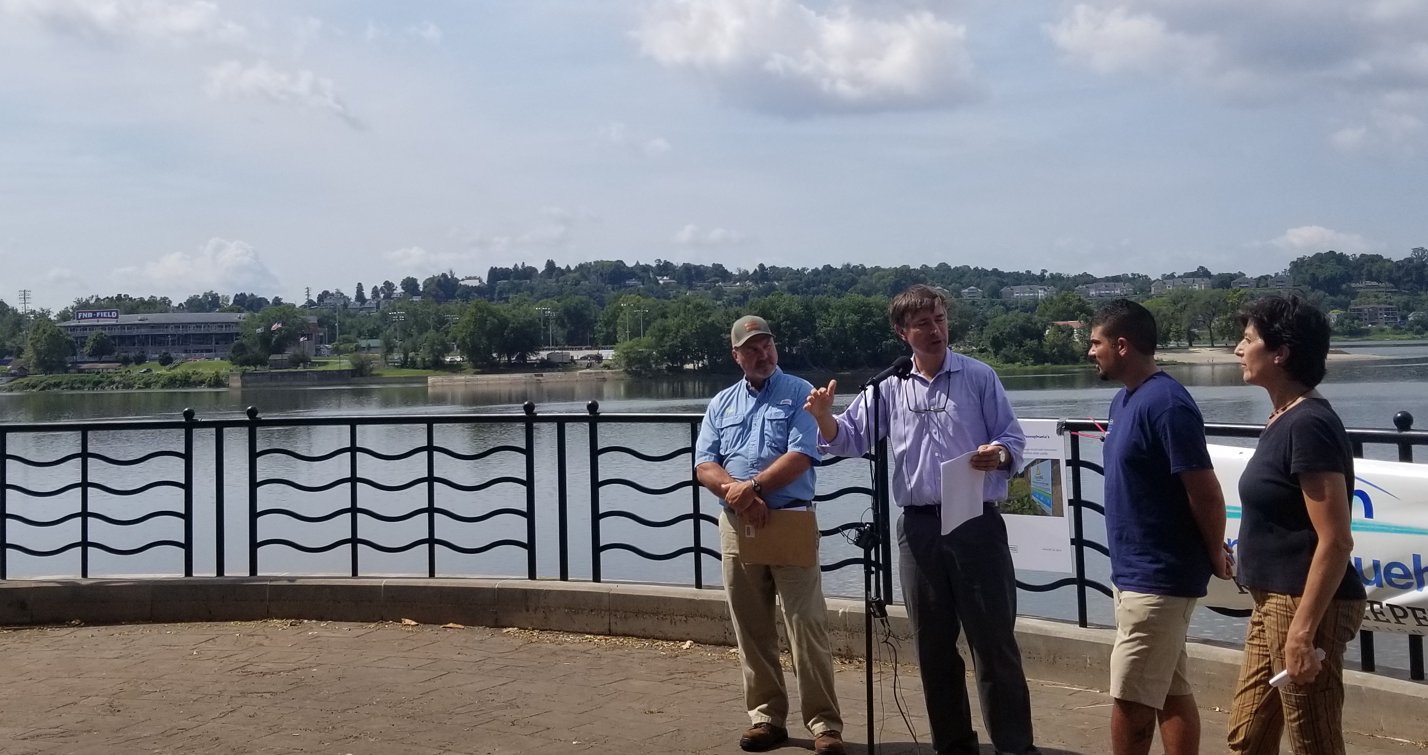 Environmentalists host conference to discuss Harrisburg's sewage-contaminated water: 'I didn't realize it was this bad'