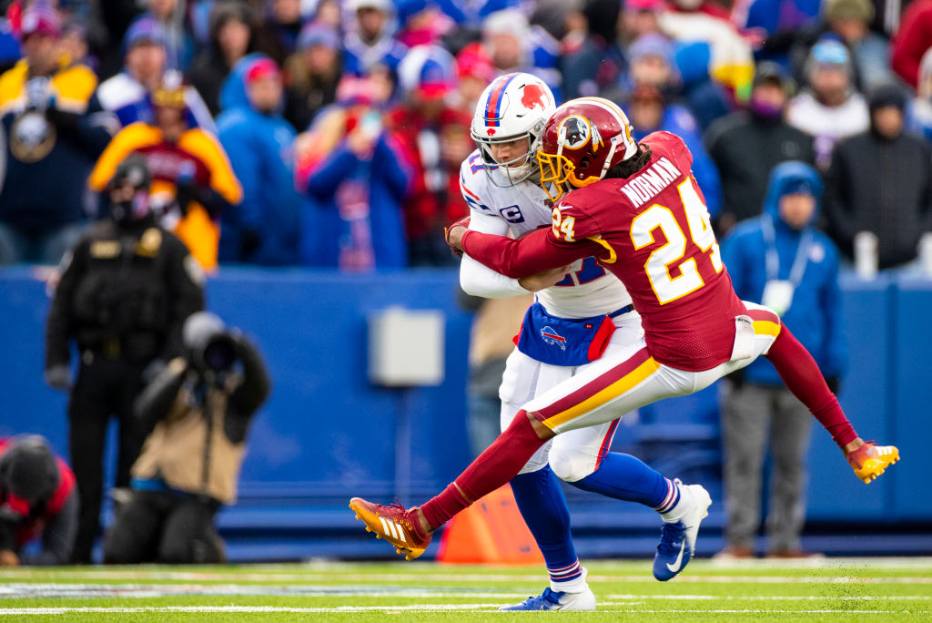 Why the Buffalo Bills should not pursue CB Josh Norman after he's released by Washington