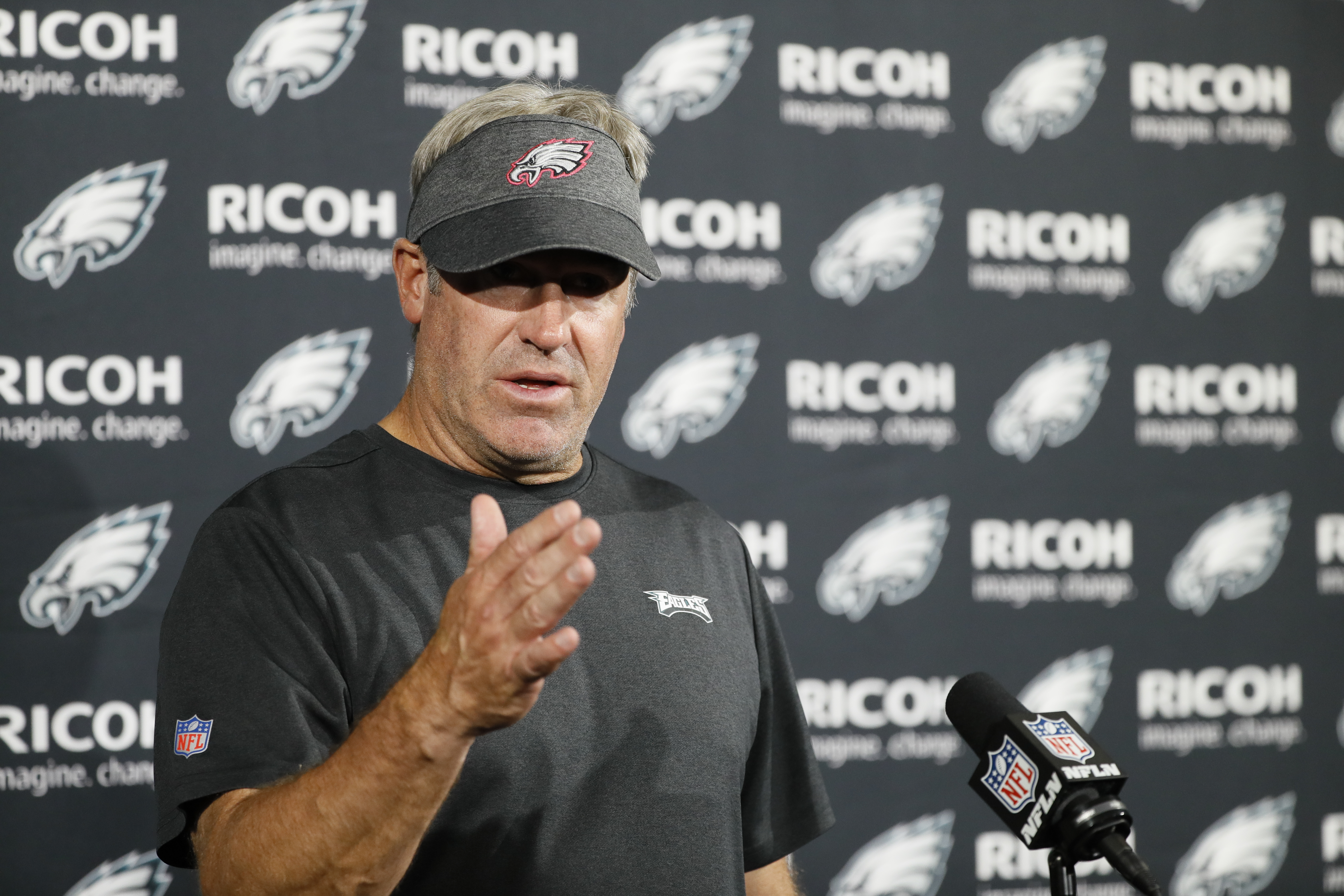 Was Doug Pederson disappointed Eagles didn't get Jalen Ramsey instead of Rams? Here's what he said