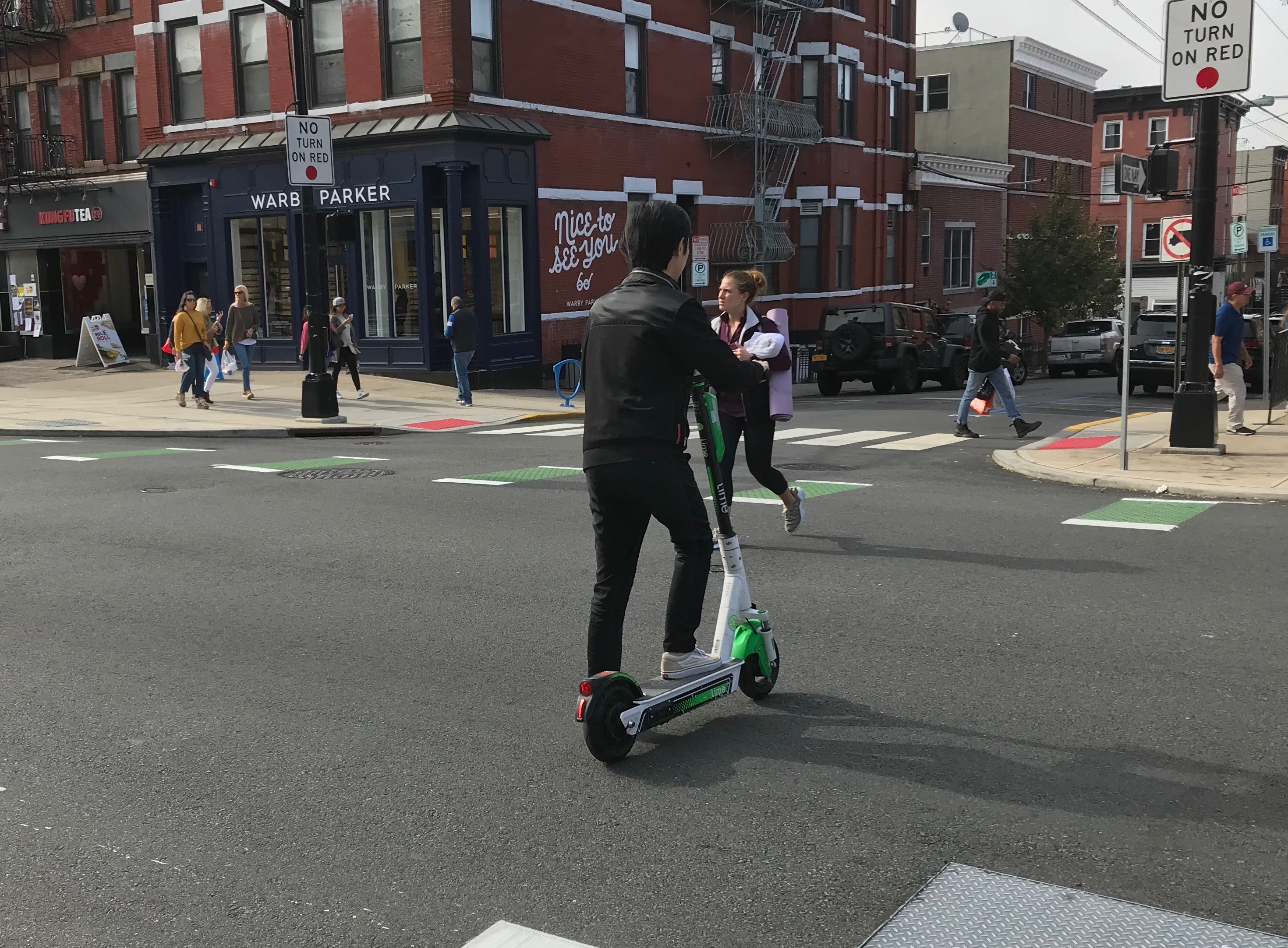 E-scooters aren't just a hipster fad. I rode one and I'm sold on it.