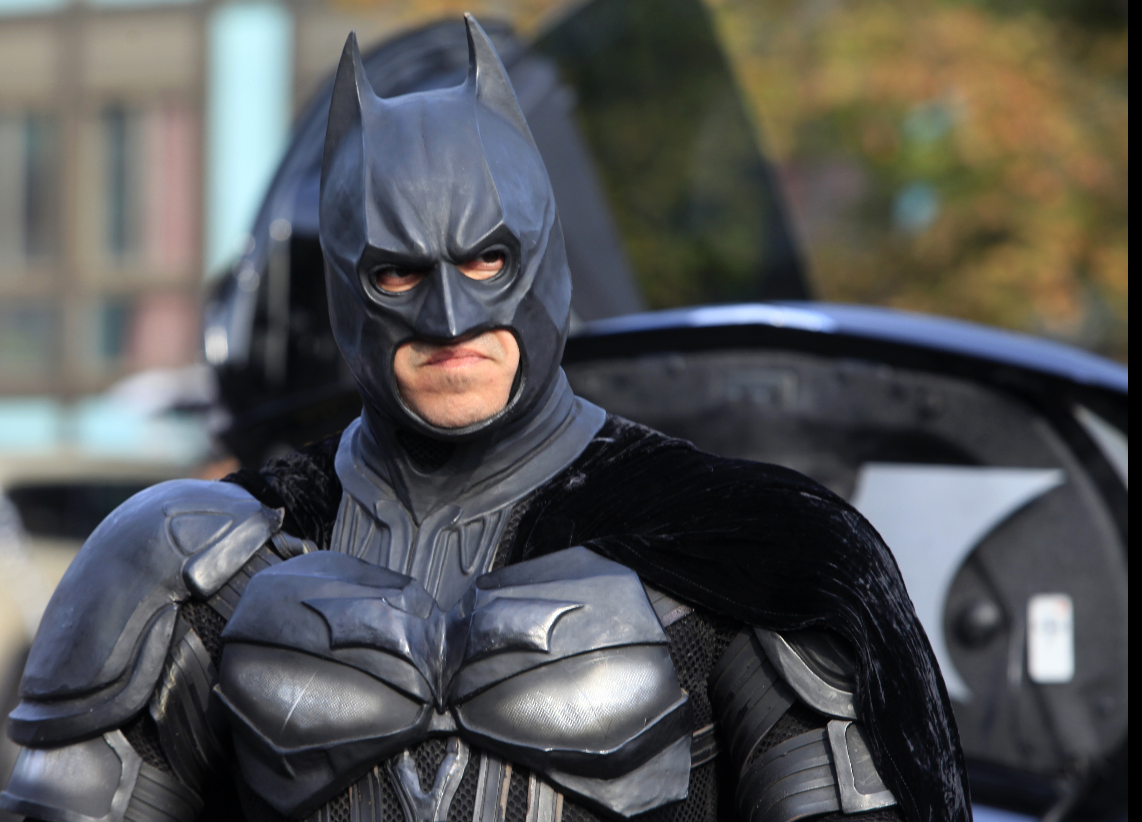 Gotham City is actually in South Jersey and this map proves it
