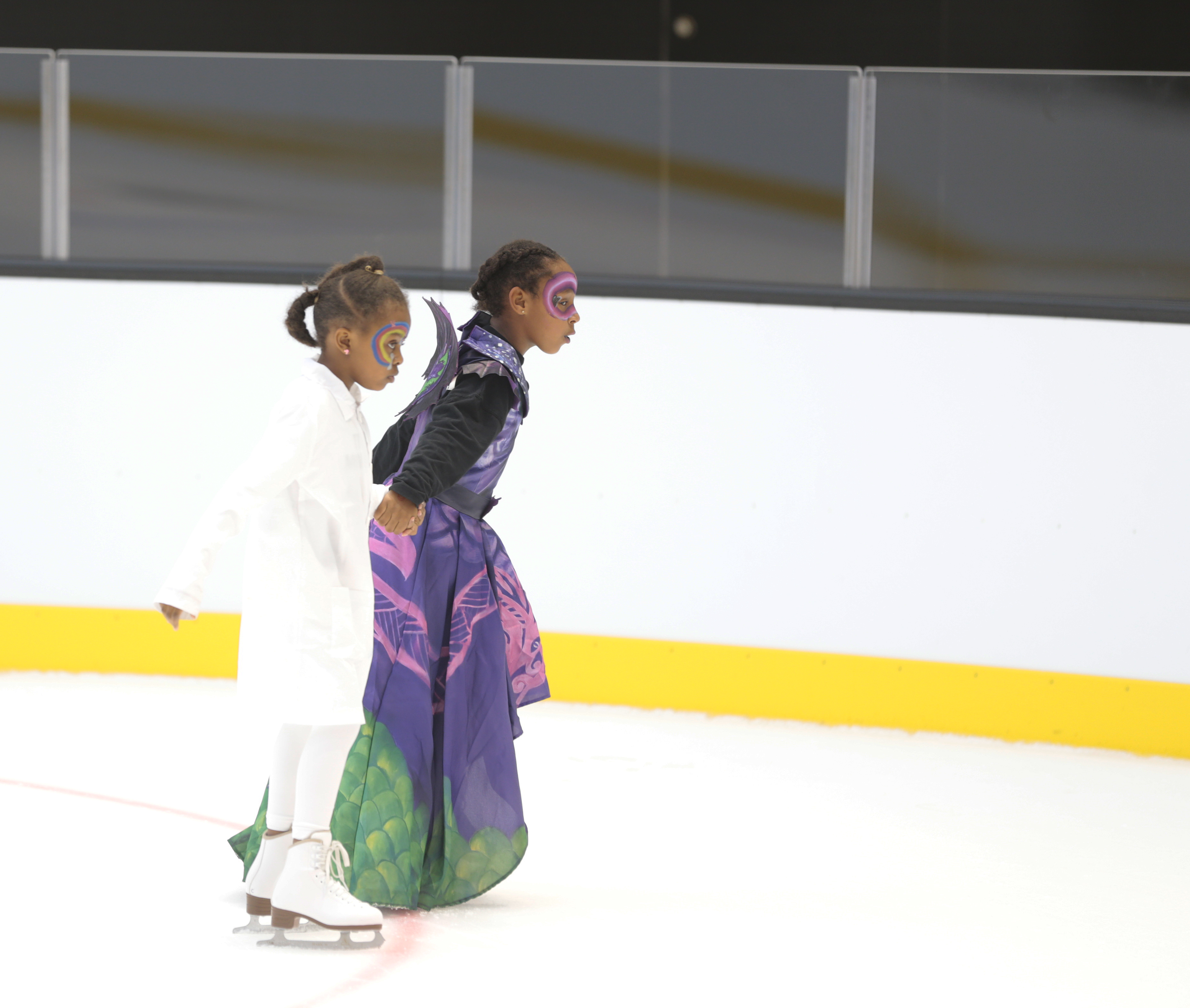 American Dream mall at Meadowlands hosts spooky skating event on Halloween