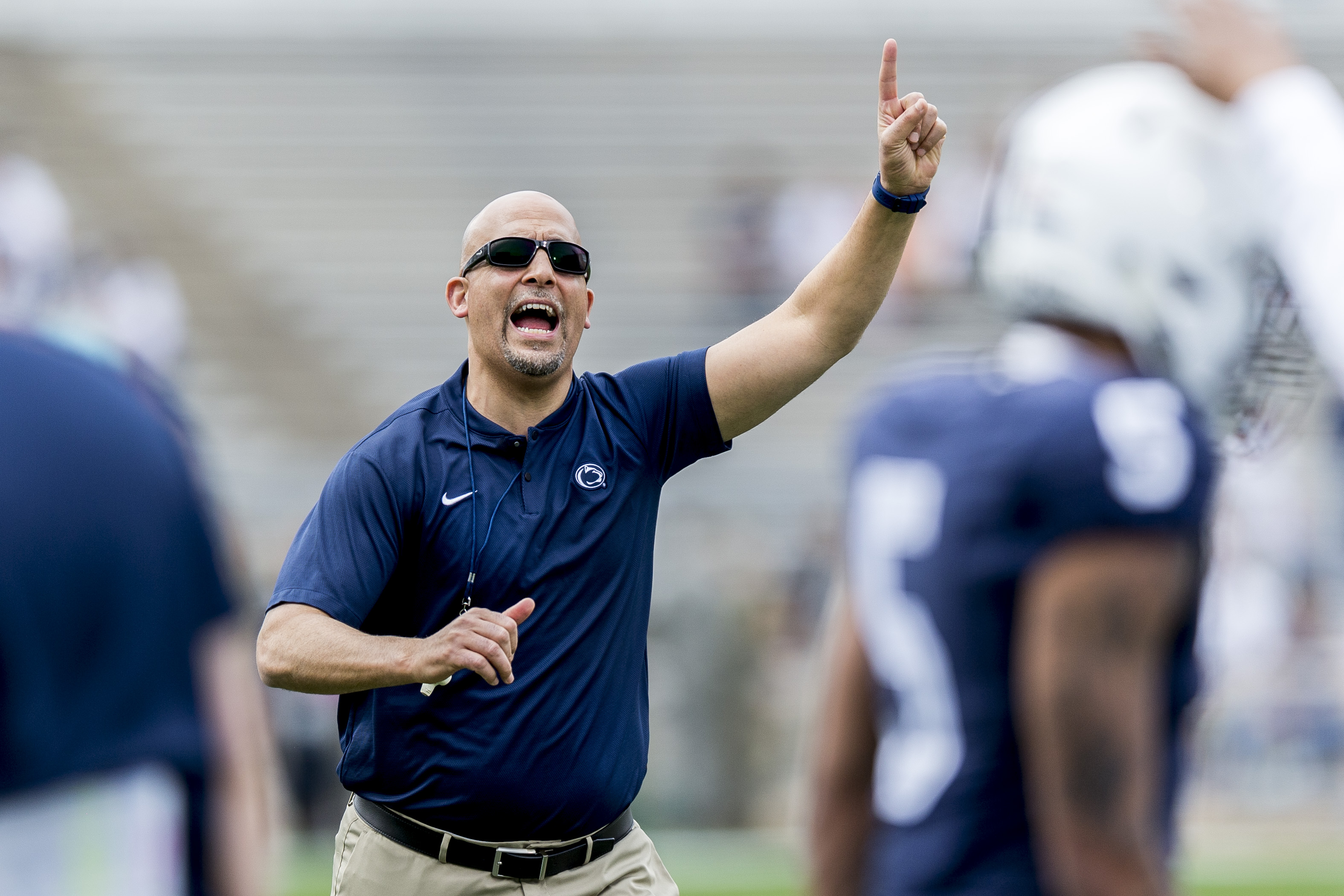 James Franklin called Big Ten's best coach; Penn State D-line could rank among nation's best, and more