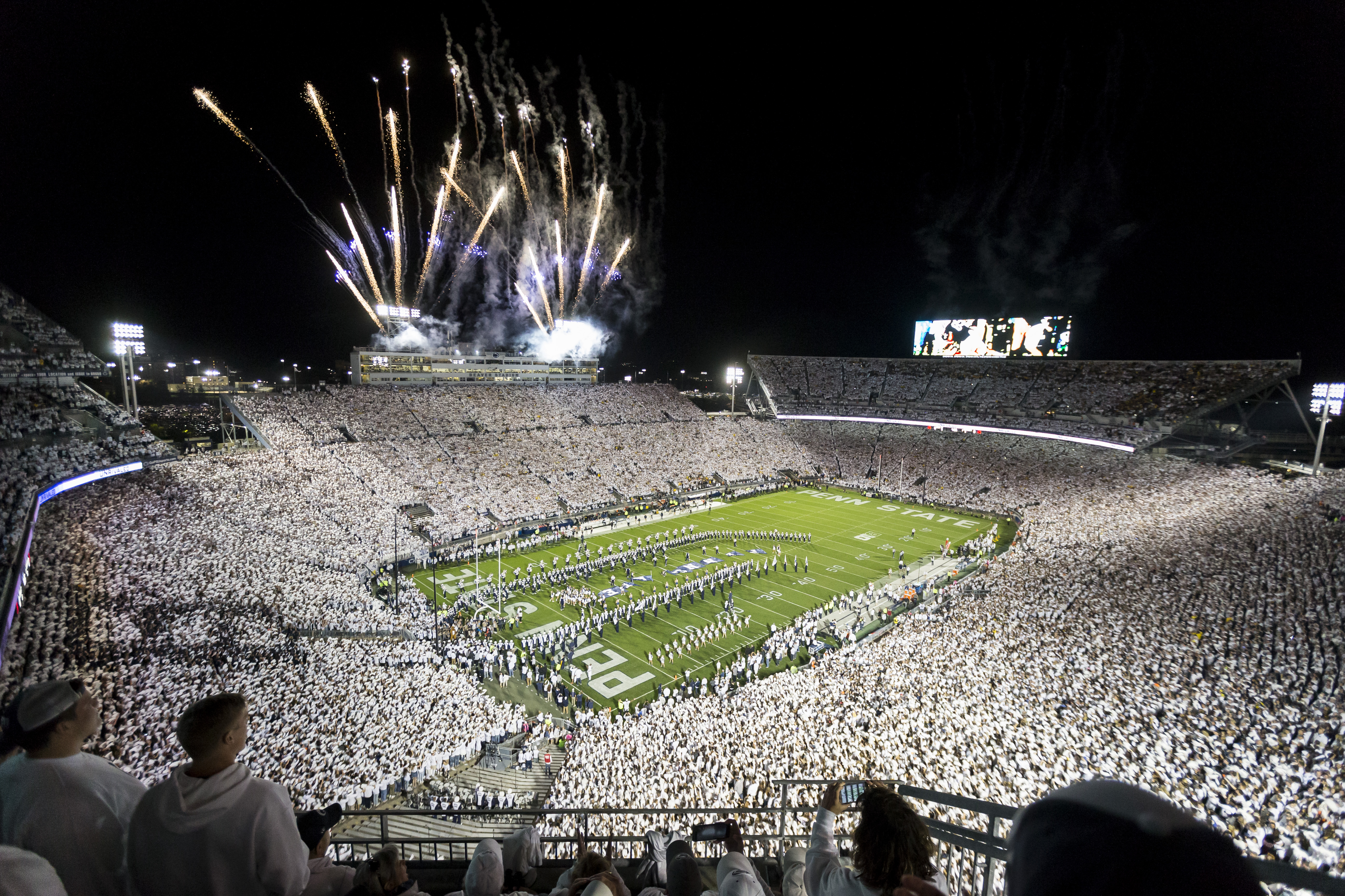 Penn State issues warning of counterfeit tickets before Michigan game