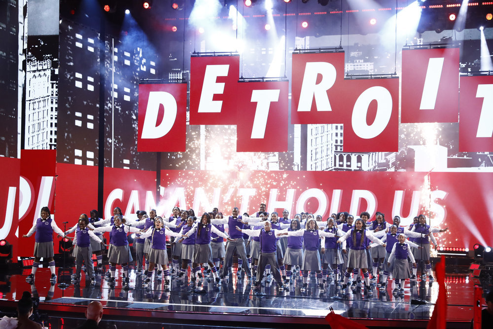 Detroit Youth Choir will perform in Las Vegas with 'America's Got Talent' winner Kodi Lee