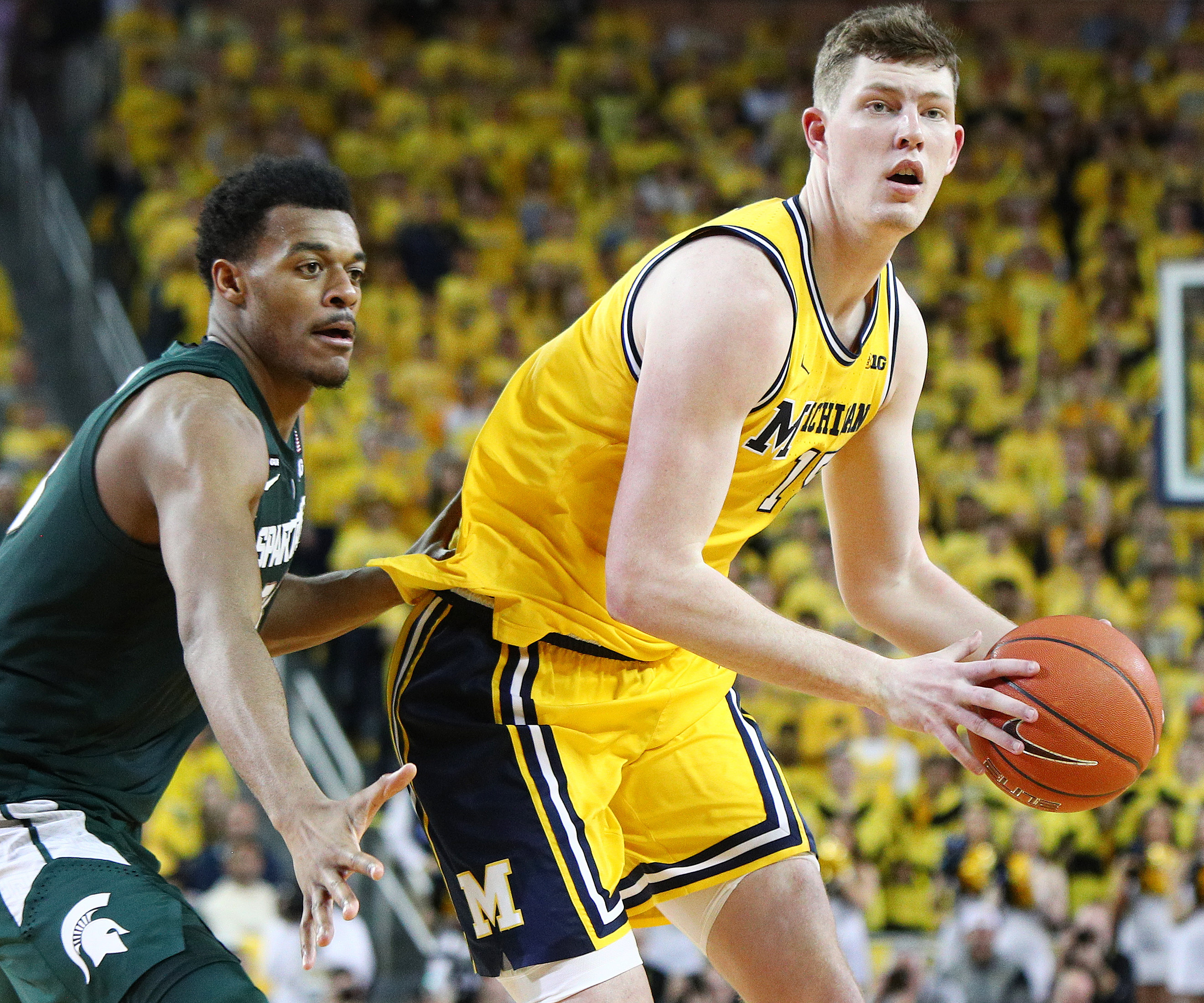 Michigan Basketball 2019 20 Schedule Opponents And Dates