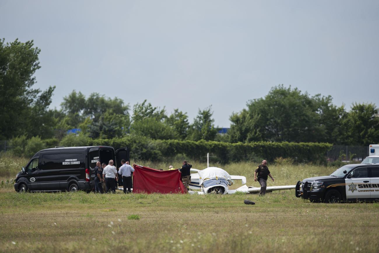 2 killed in small plane crash near Howell