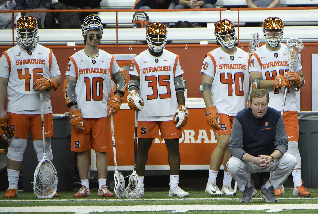 Big-time lacrosse recruit changes mind, chooses Syracuse (report)