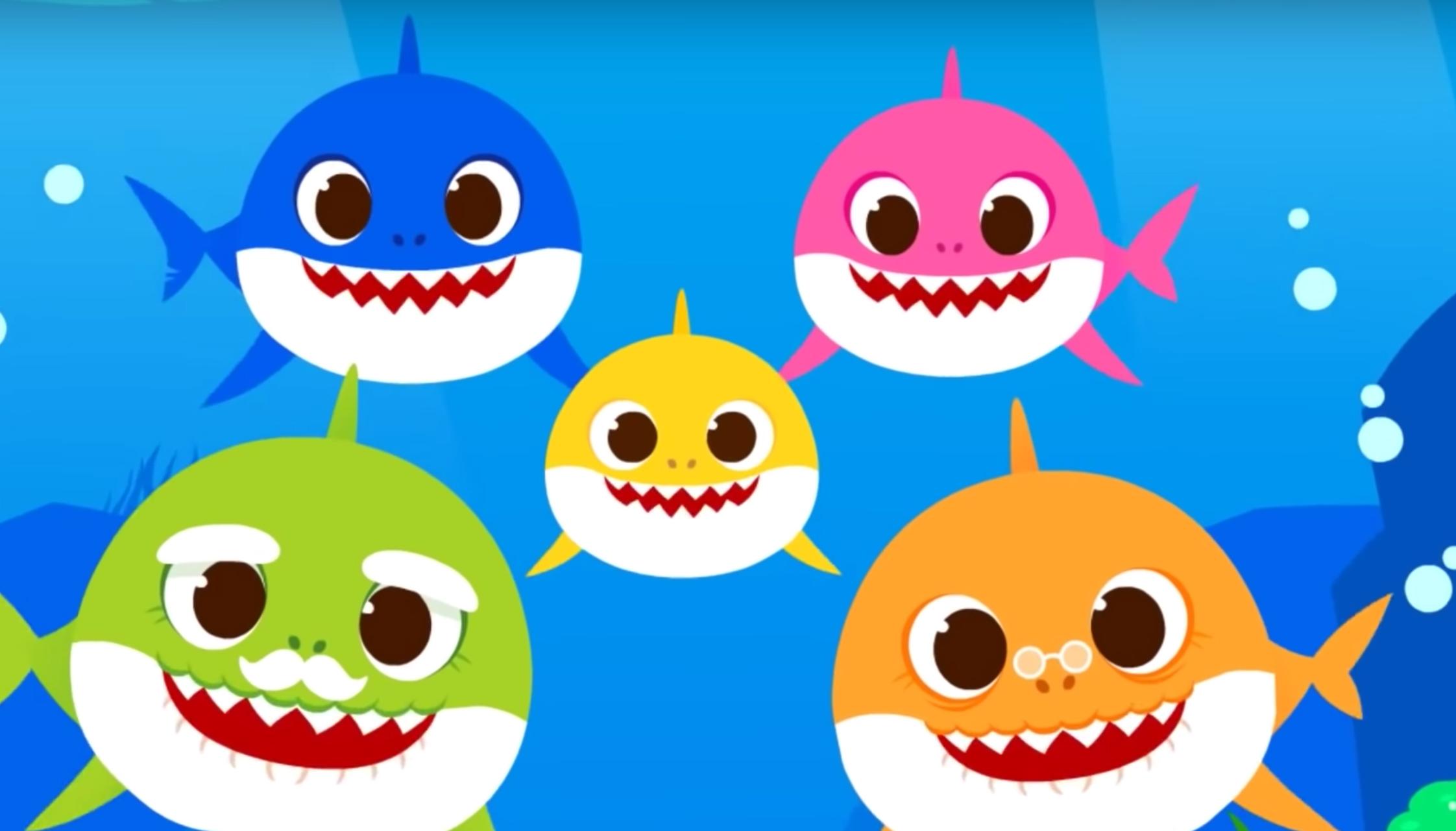 Résultats de recherche d'images pour «baby shark»