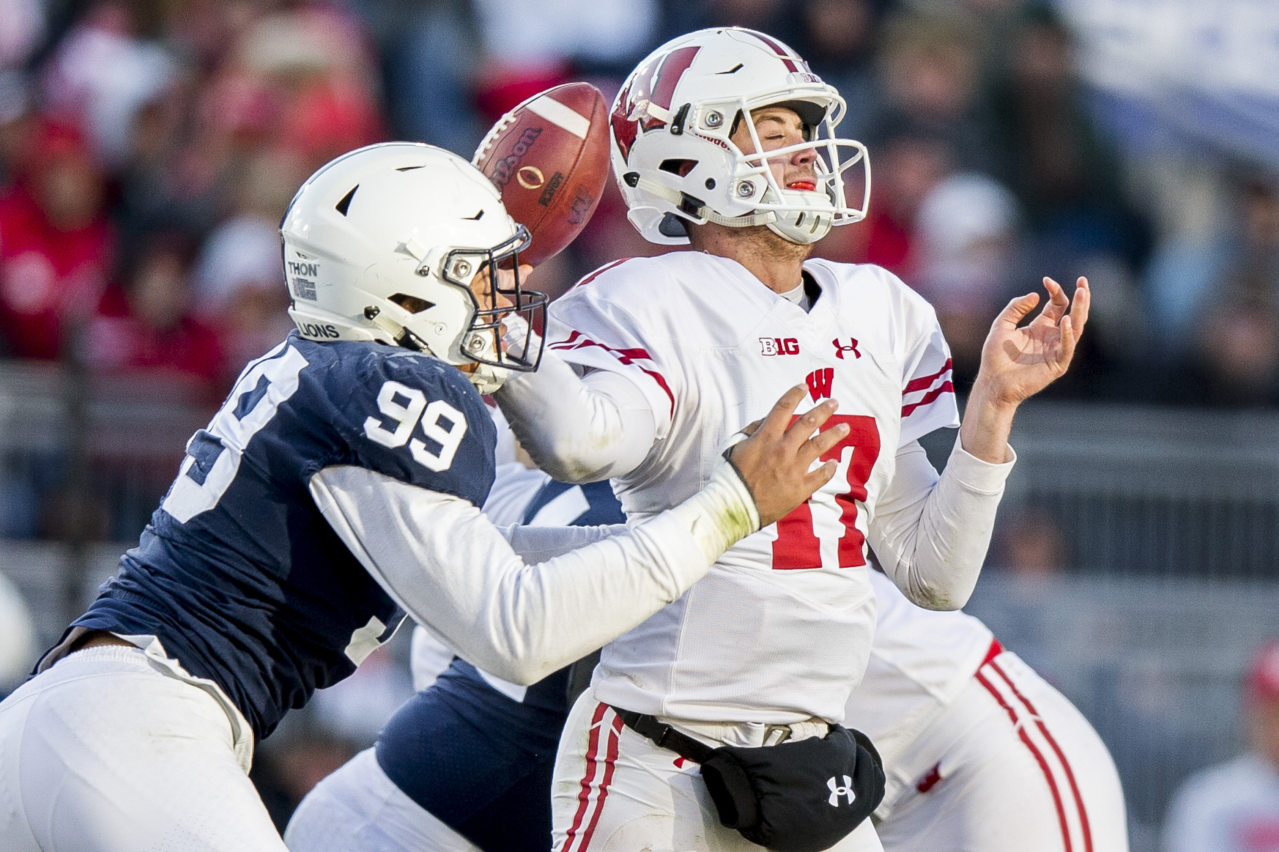 Three statistical trends that are making Penn State football history during the James Franklin era
