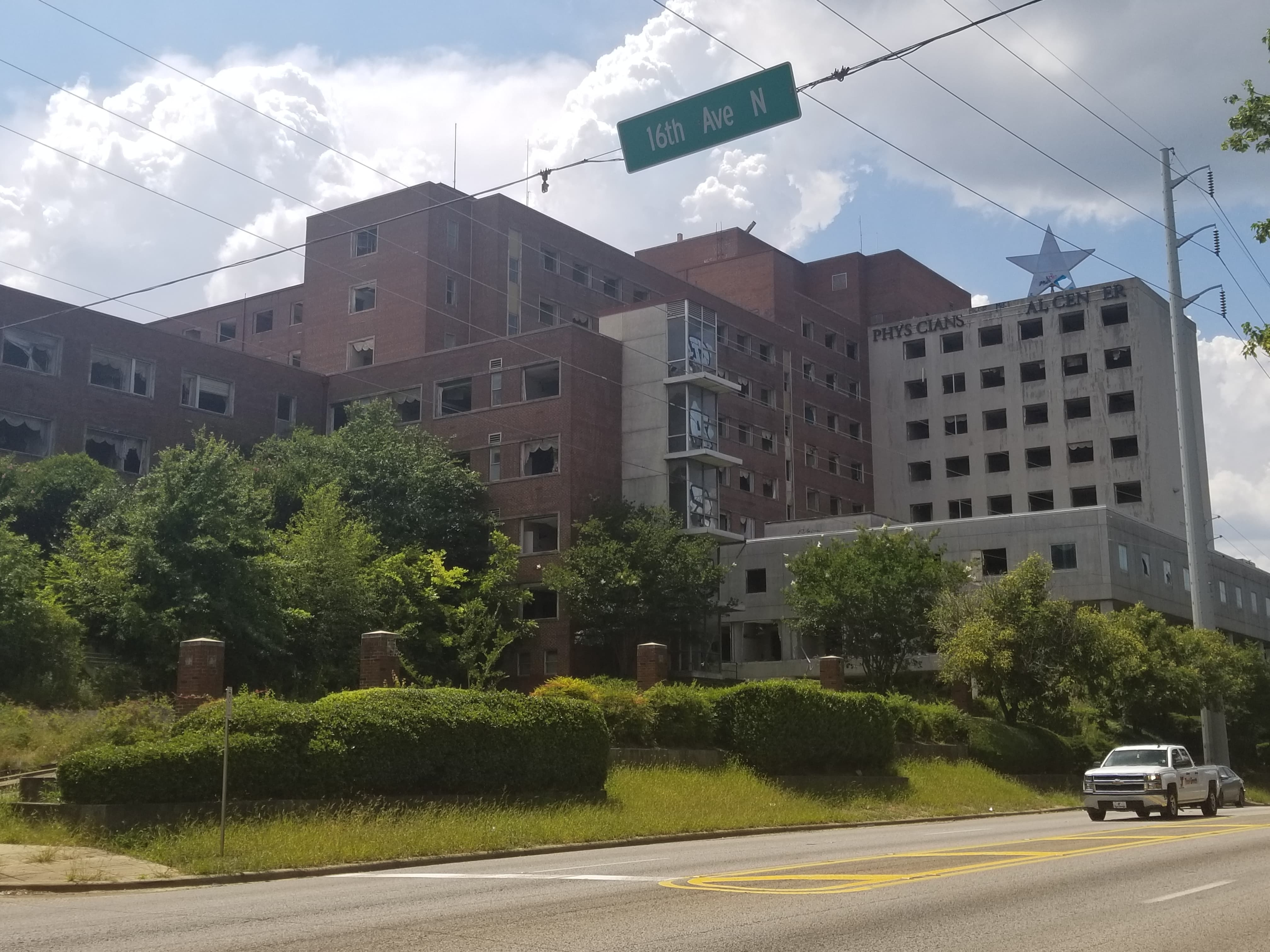Carraway hospital site redevelopment slated to begin in