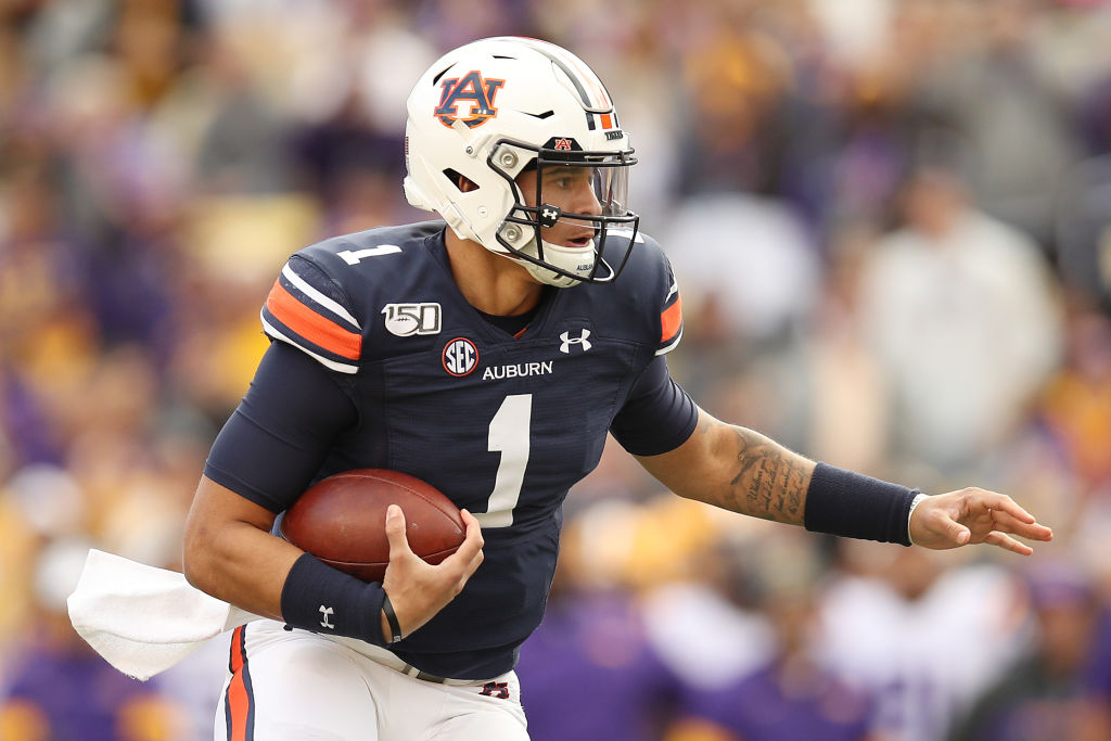 What Joey Gatewood s Midseason Departure Means For Auburn At Quarterback Al com