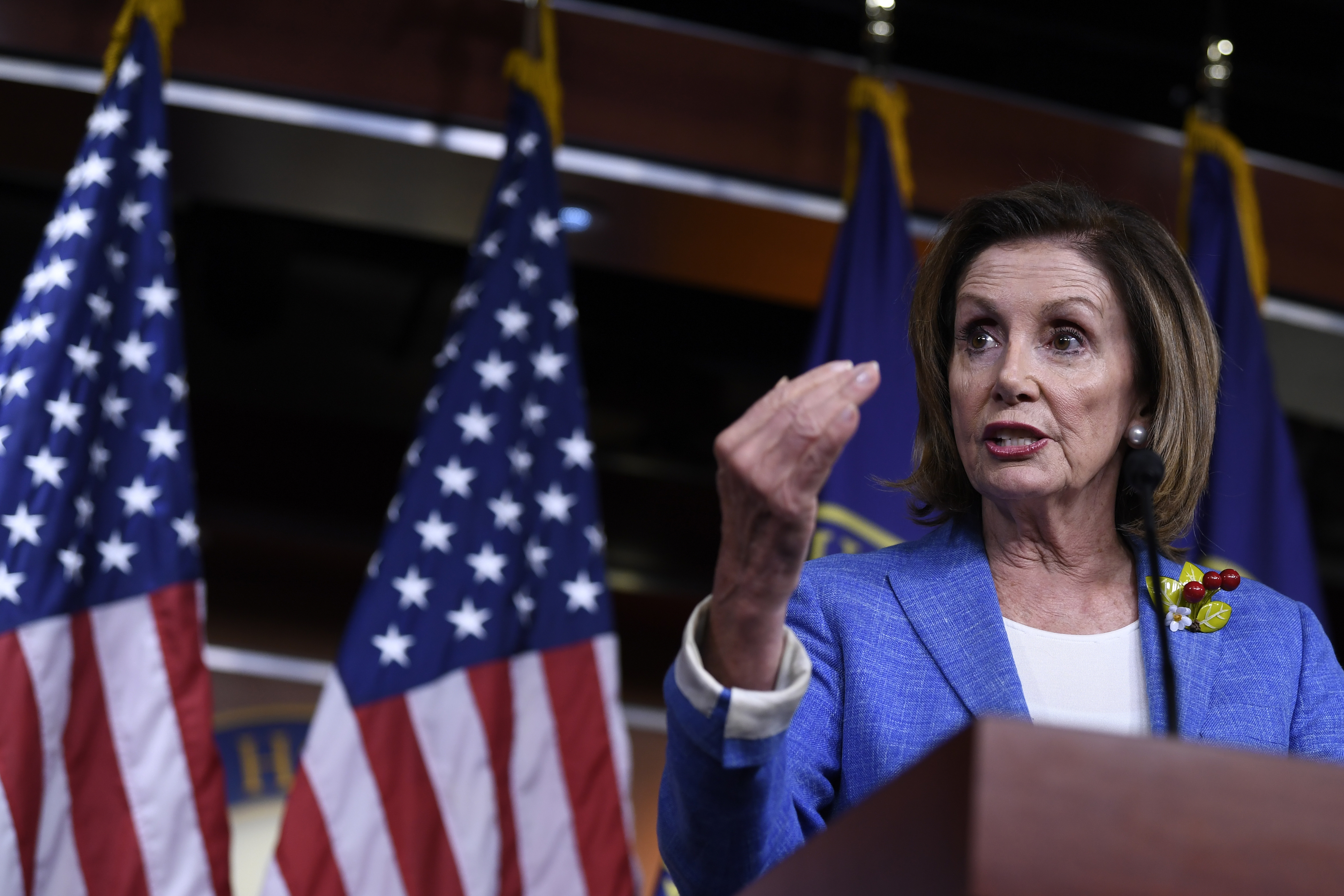 N.J. Democrats helped make Nancy Pelosi Speaker of the House. She's now paying the state party back.