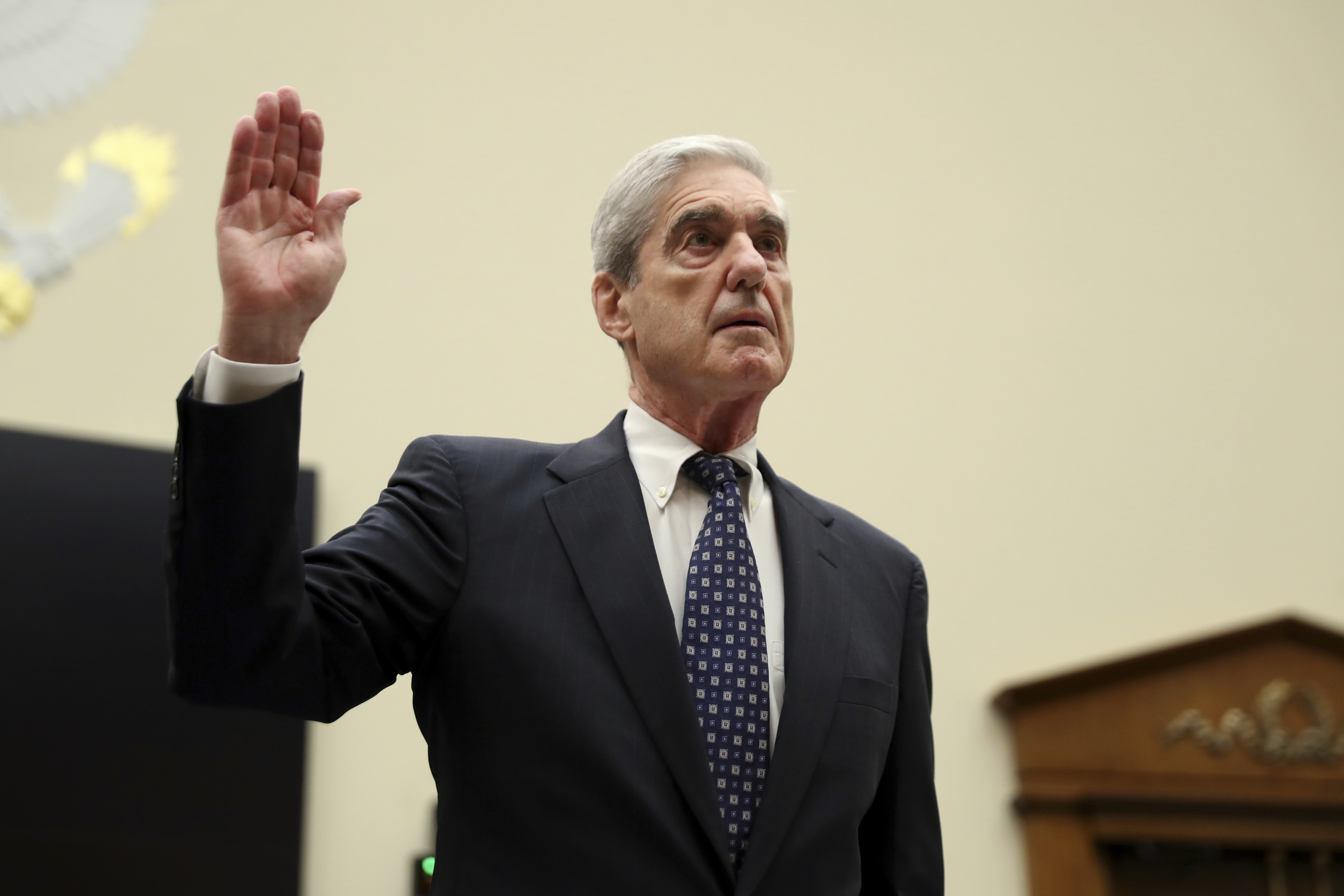 Pa. representatives stick to party line in Mueller hearing