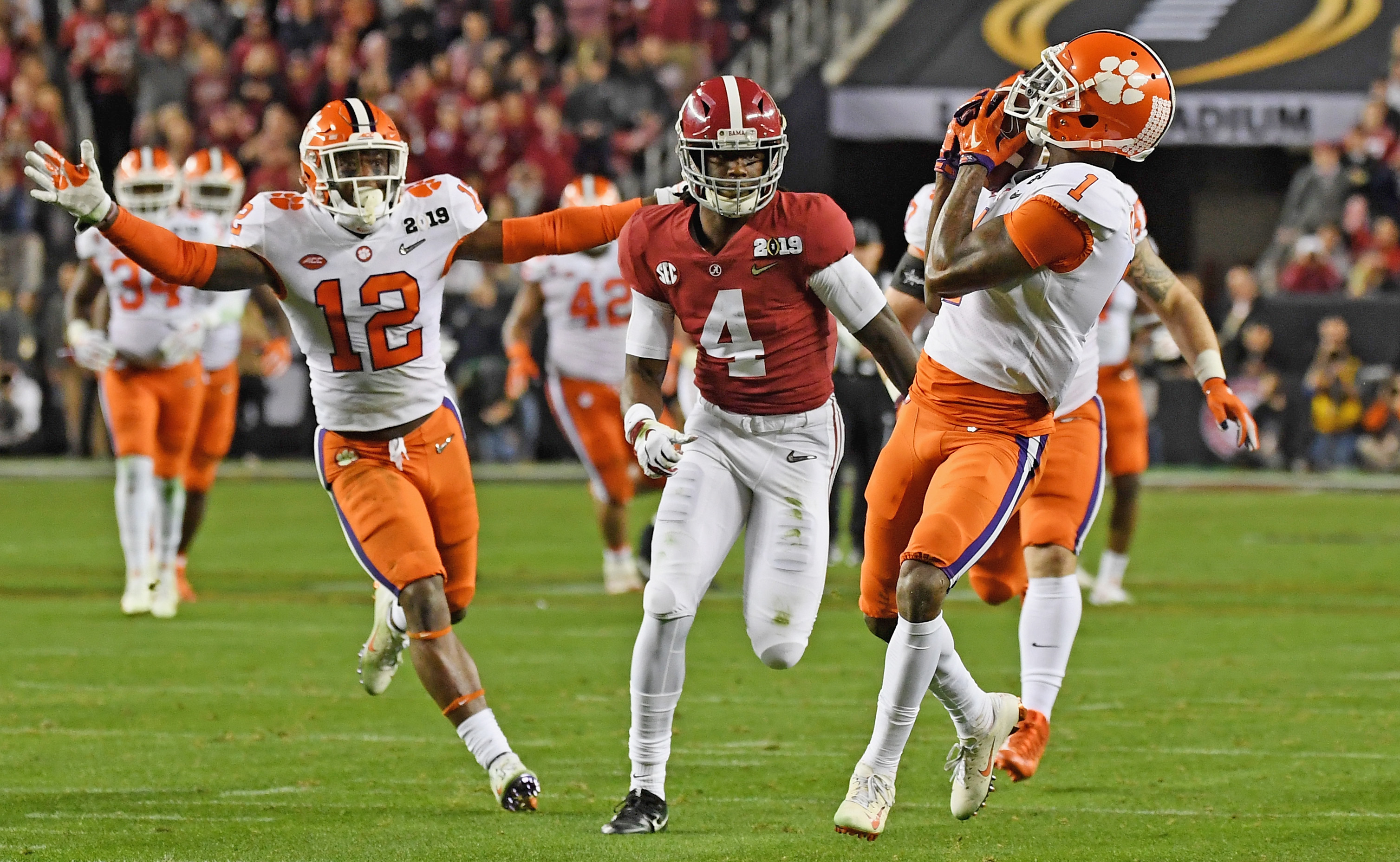 The Lingering Memory From Clemson 44 Alabama 16 Al Com