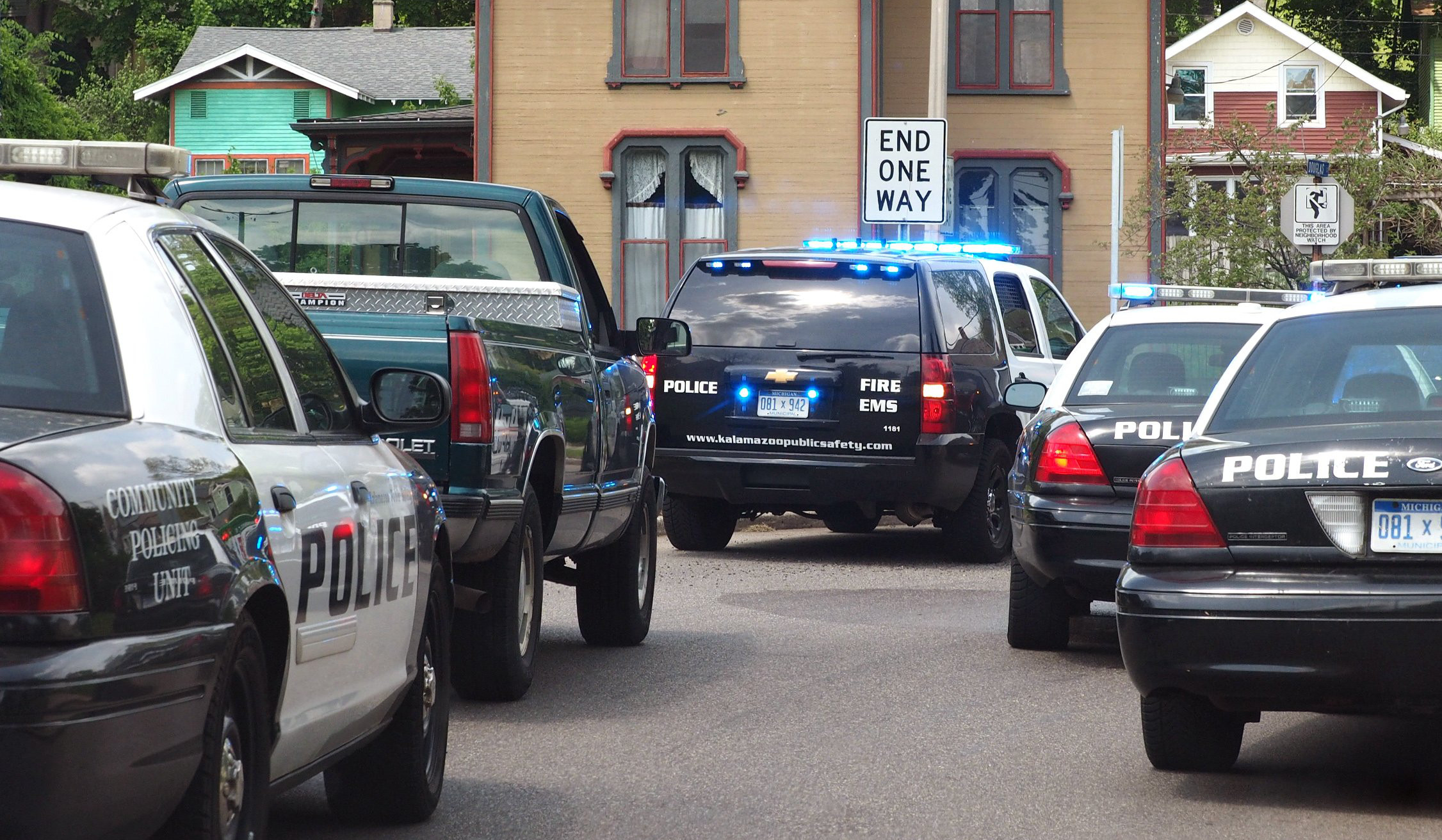 Armed robbery reported near Western Michigan University