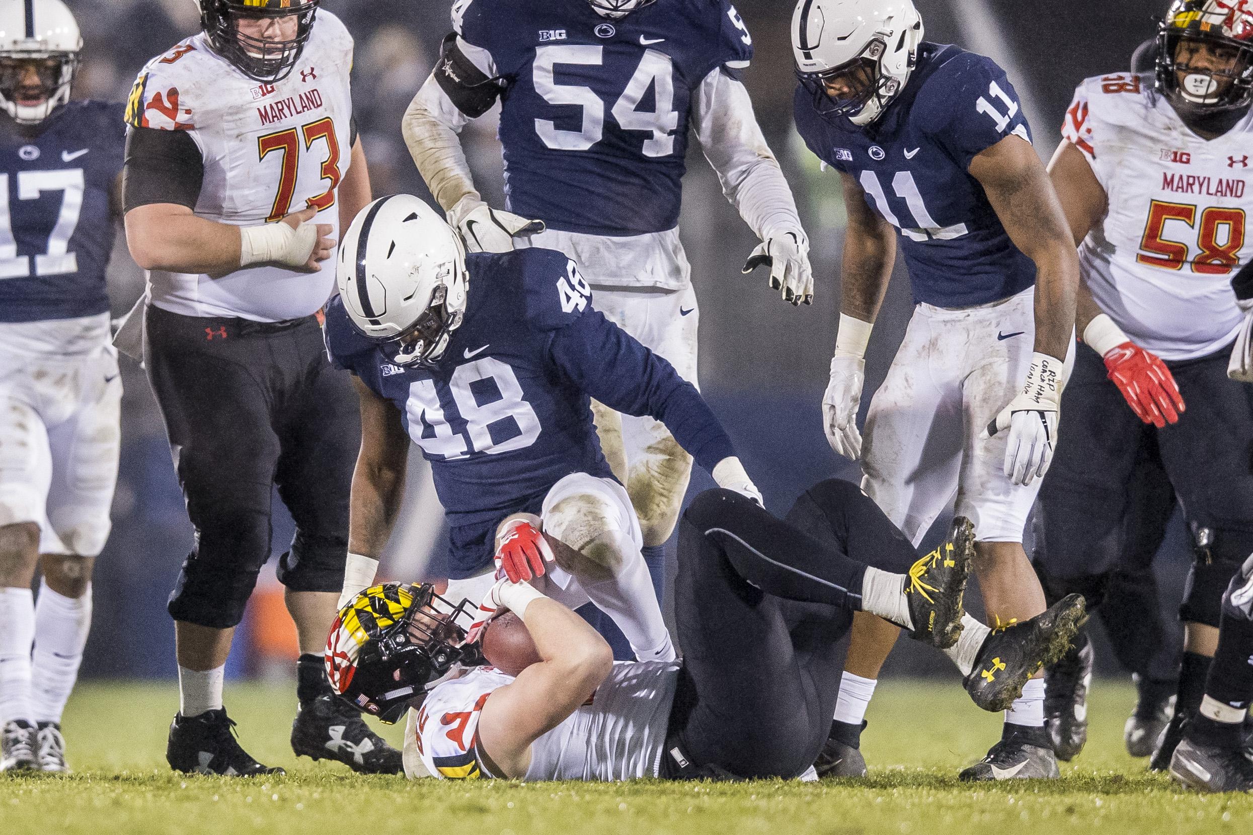 NFL Draft 2019: Penn State DE Shareef Miller to visit hometown Philadelphia Eagles, report says