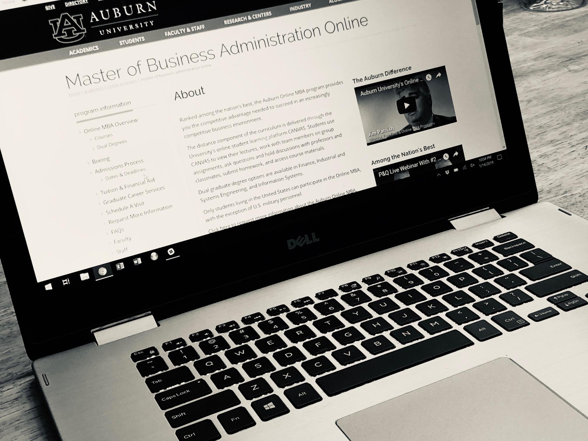 Auburn, UAB and Alabama among top-ranked online education
