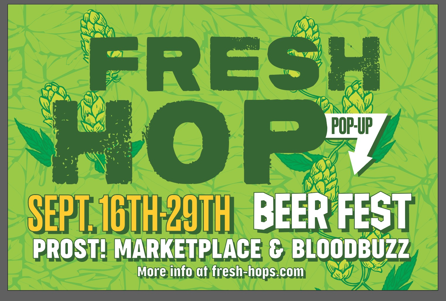 Oregon beer this week: Fresh hop festival, women in beer discussion, plus events