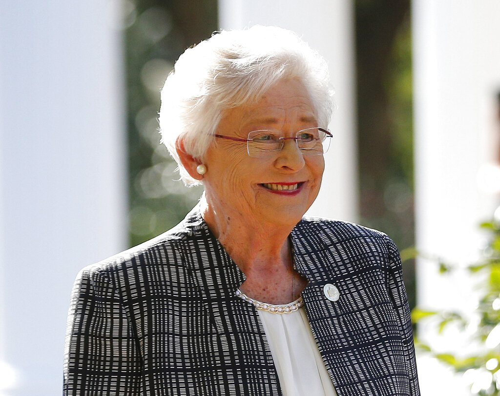 Gov. Kay Ivey's outpatient procedure goes 'well and as planned'