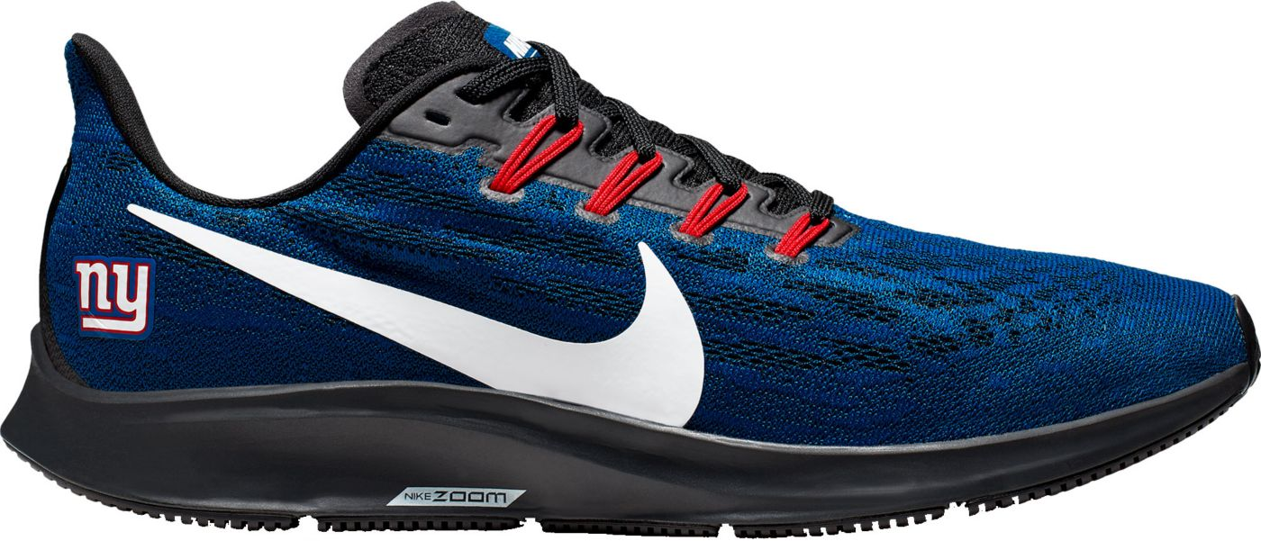 Giants fans: Would you pay $130 for these Nike sneakers? How to buy Air Zoom Pegasus 36 shoes with Giants logos