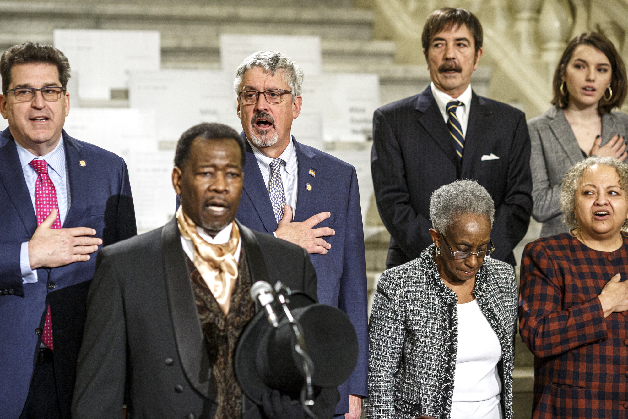Monument planned on Pa. Capitol grounds to be nation's first to honor expansion of voting rights