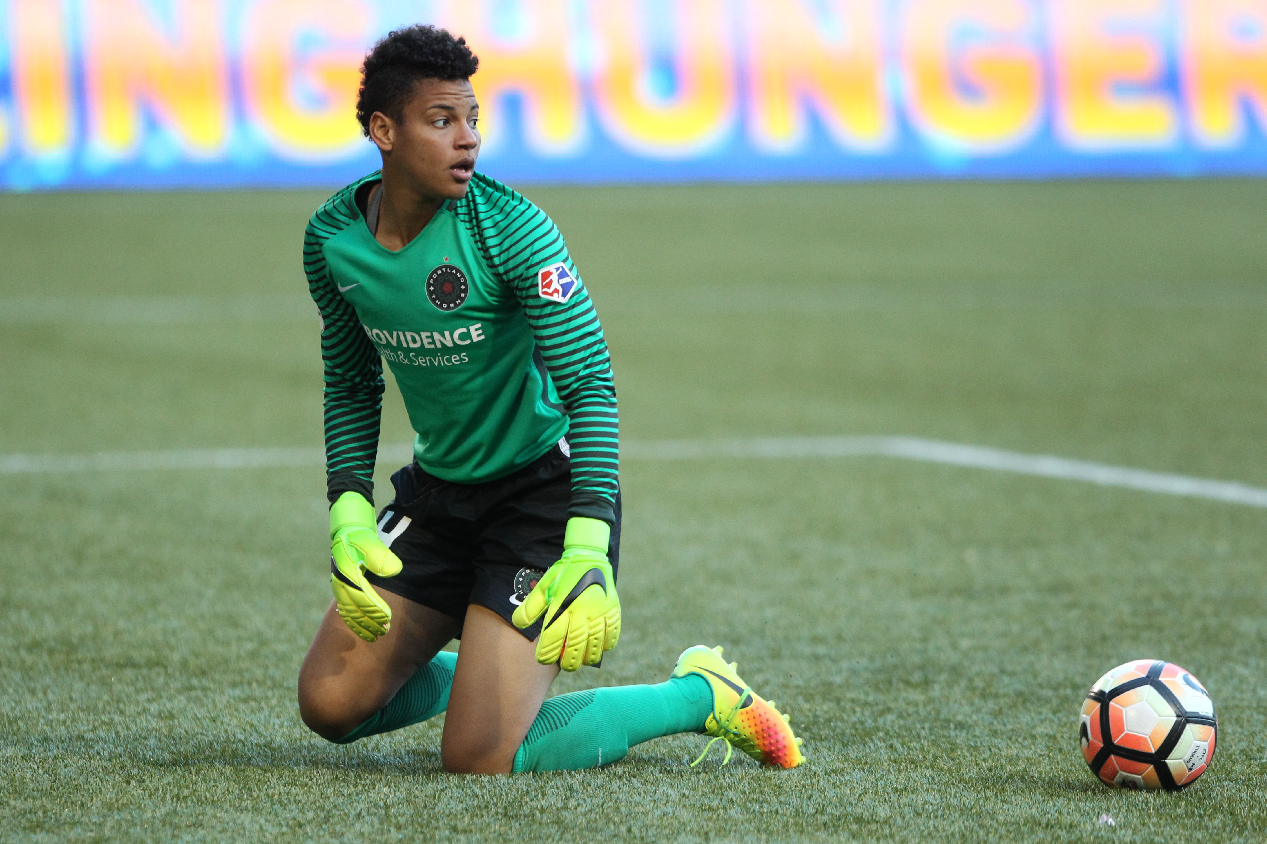 Utah Royals, Portland Thorns investigate allegations that fan yelled racist comments at Thorns goalkeeper