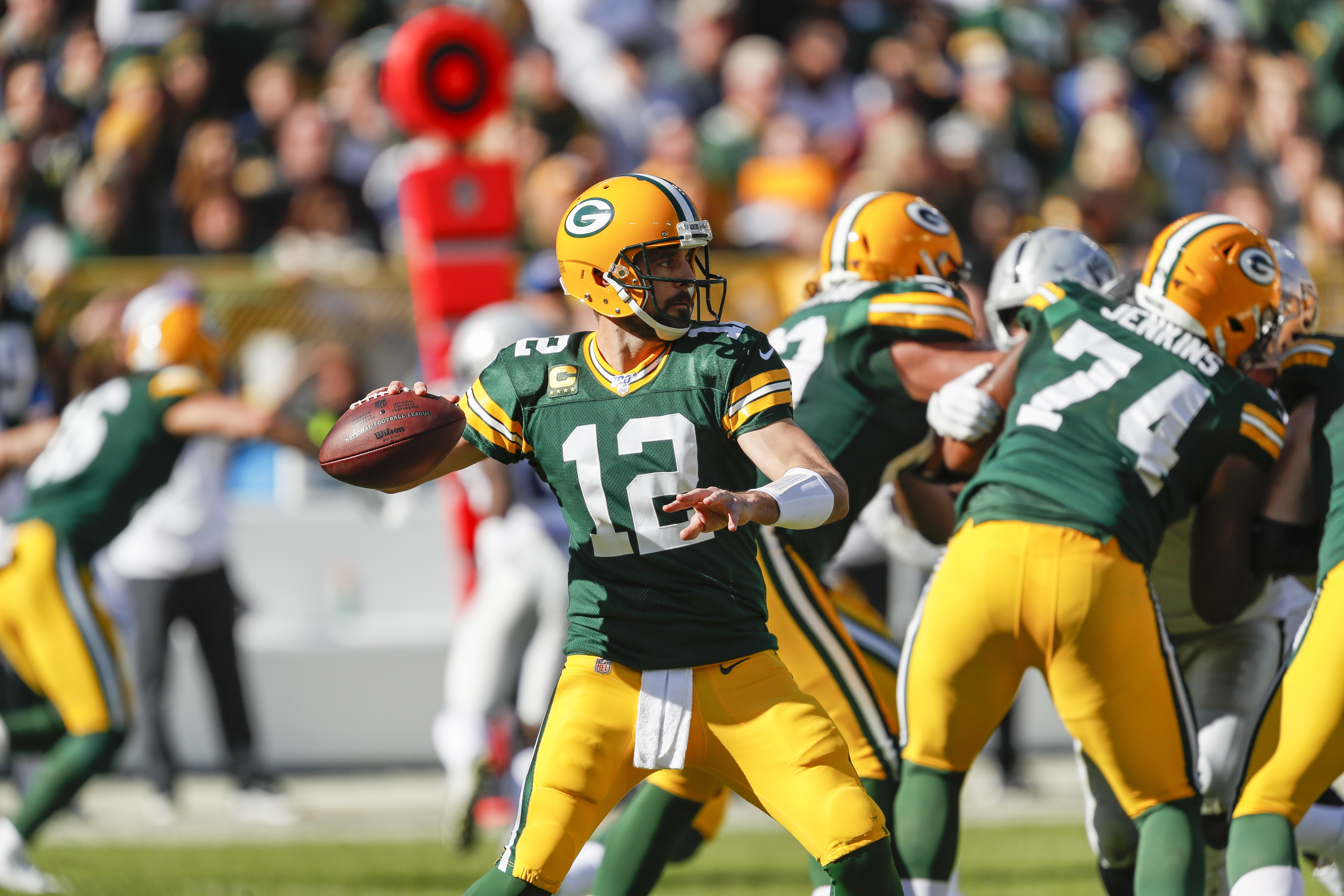 Nfl Week 8 Picks Predictions Point Spreads Betting Lines For Every Game Packers Patriots Seahawks Bears Saints 49ers More Nj Com