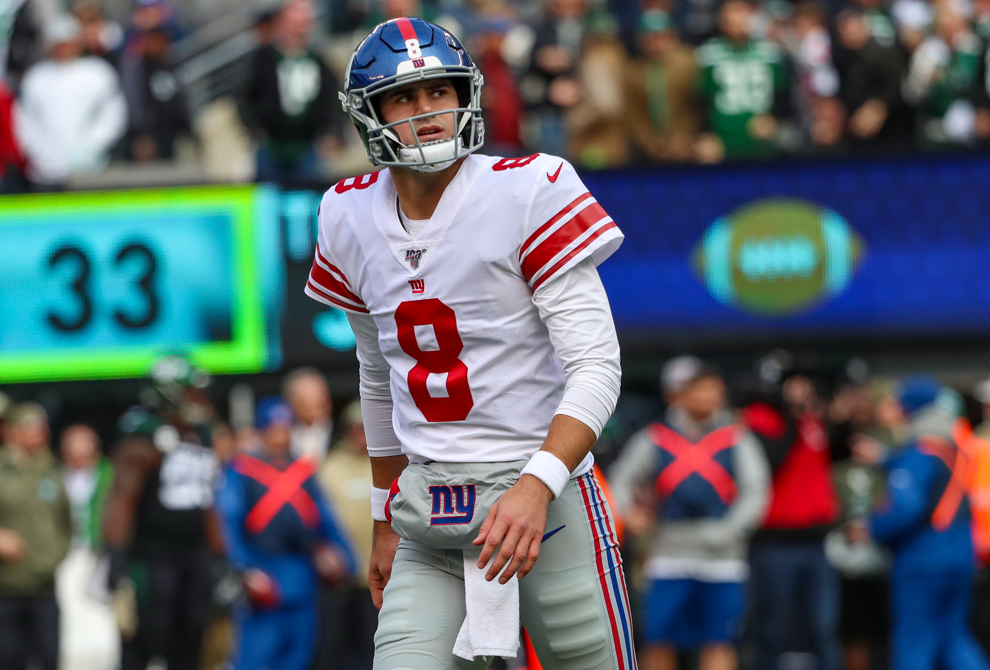 Pat Shurmur threatened changes if Giants lost to Jets: Here are 6 players who need to go after embarrassing defeat