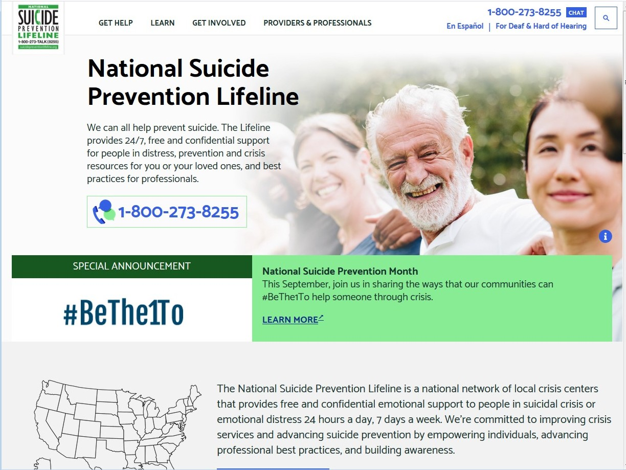September is suicide prevention month, so let's #StopSuicide (Letters)