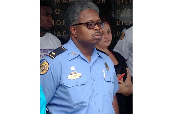 Jimmie Turner, former commander of the NOPD's homicide unit, was demoted from a lieutenant to the rank of sergeant and suspended for 25 days, a department spokesman confirmed Friday (Oct. 19, 2018), after an internal investigation showed he violated departmental policy on eight occasions.